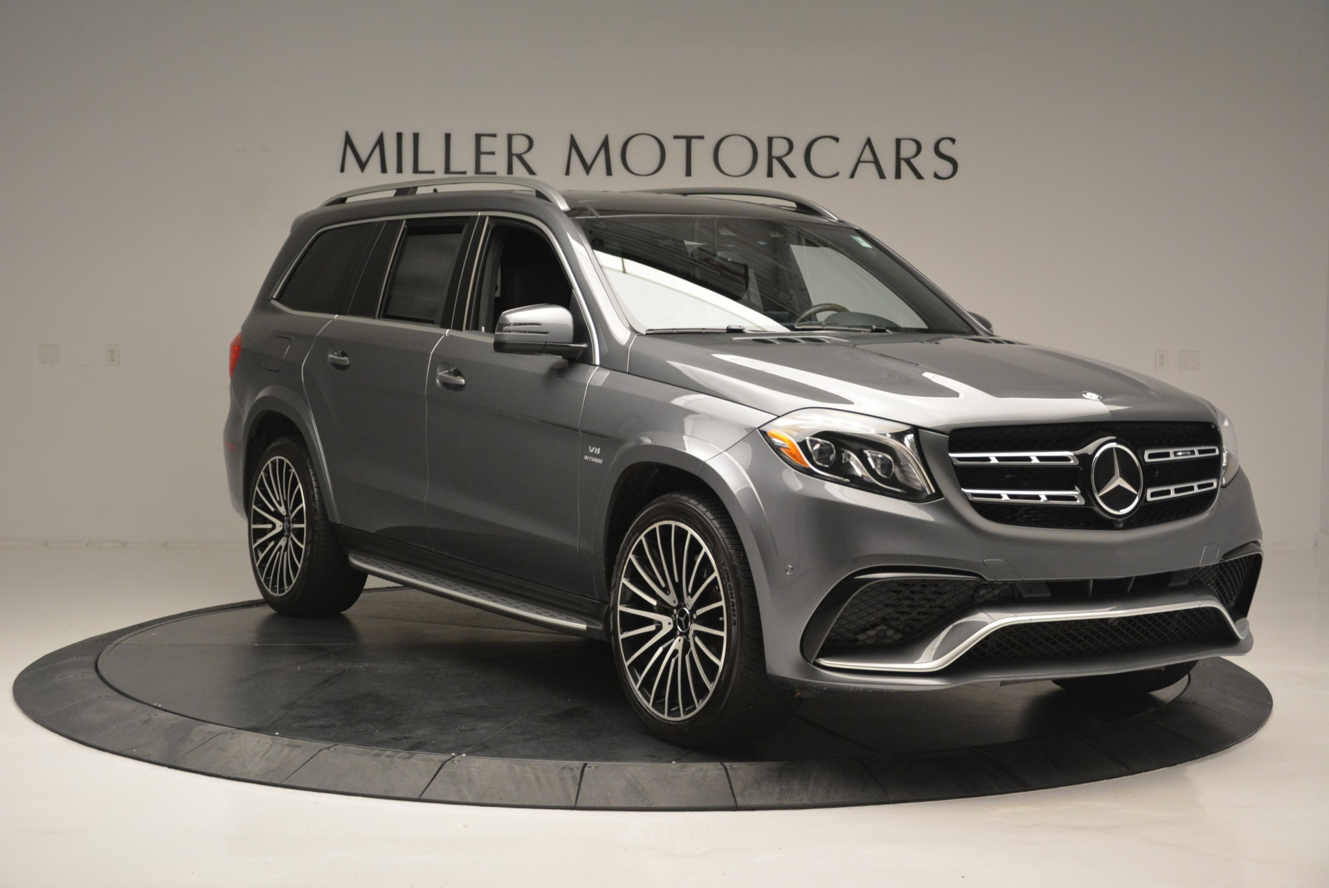 Used 2017 Mercedes-Benz GLS AMG GLS 63 For Sale 0 In Greenwich, CT