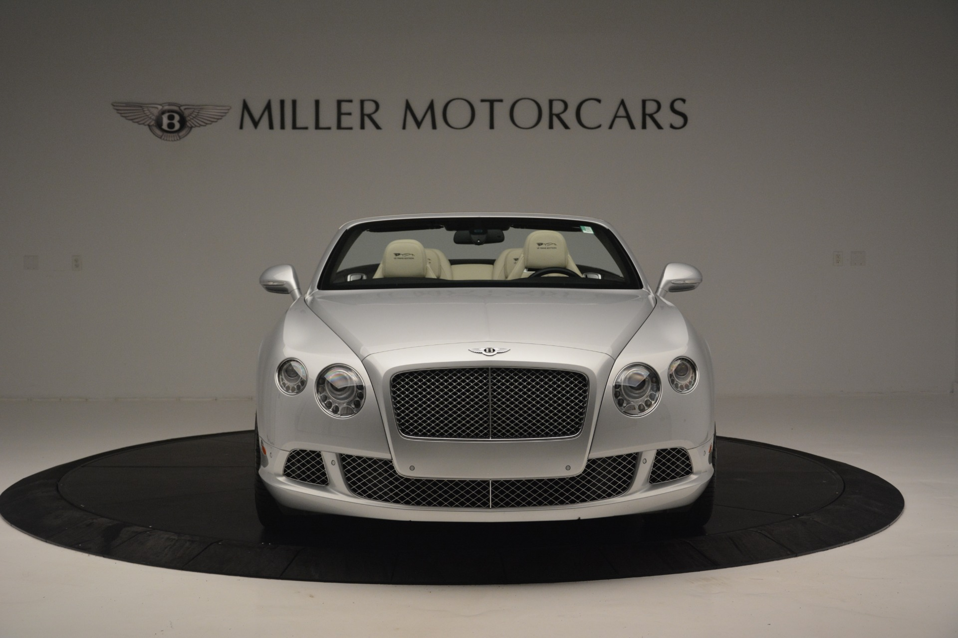 Used 2013 Bentley Continental GT W12 Le Mans Edition For Sale 0 In Greenwich, CT
