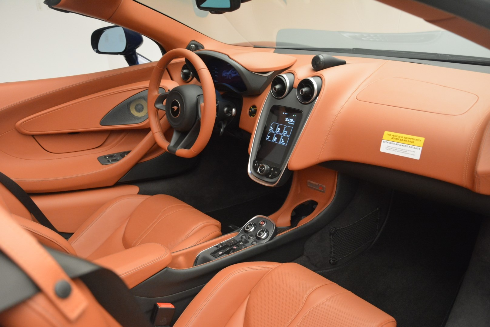 New 2019 McLaren 570S Spider Convertible For Sale 0 In Greenwich, CT