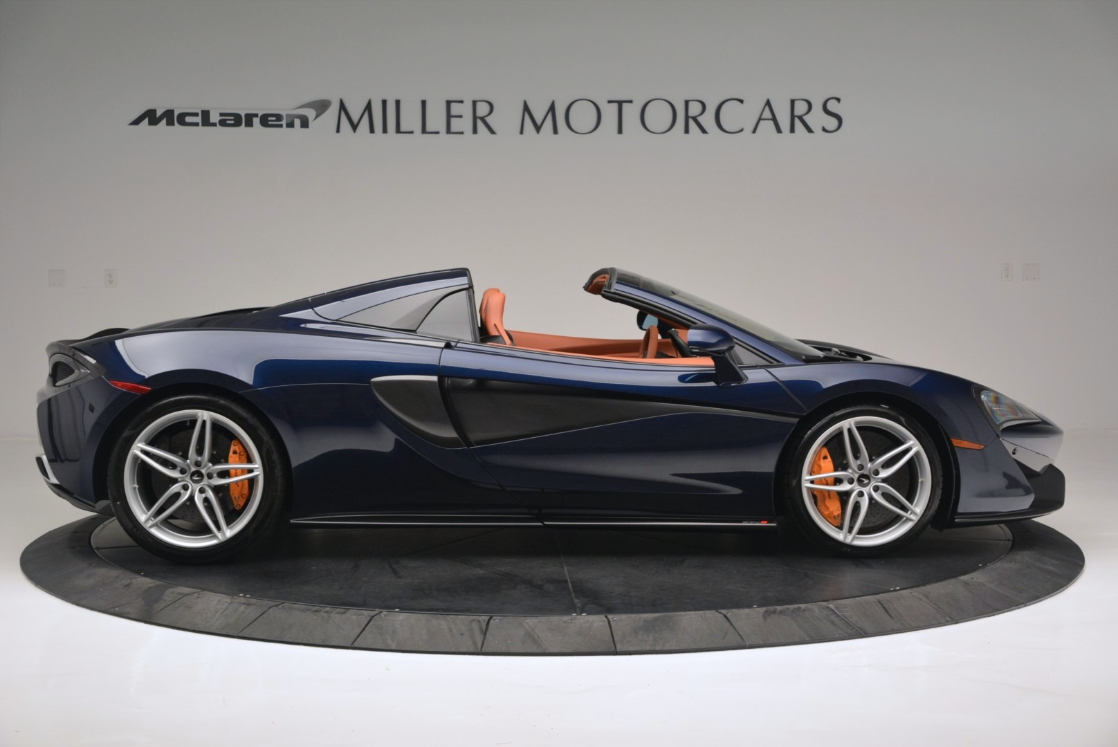 New 2019 McLaren 570S Spider Convertible For Sale 232280 In Greenwich, CT