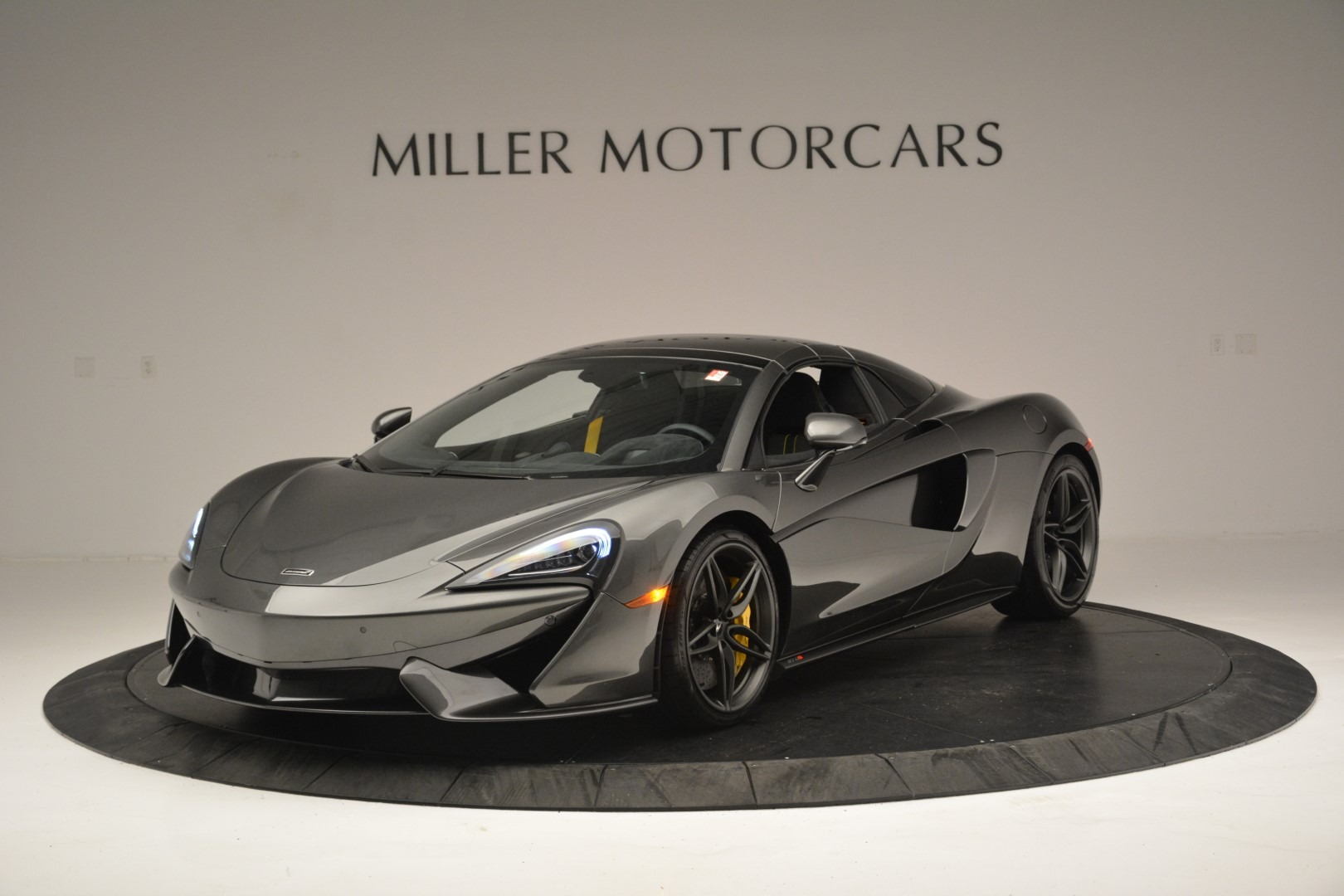 New 2019 McLaren 570S Spider Convertible For Sale 240030 In Greenwich, CT