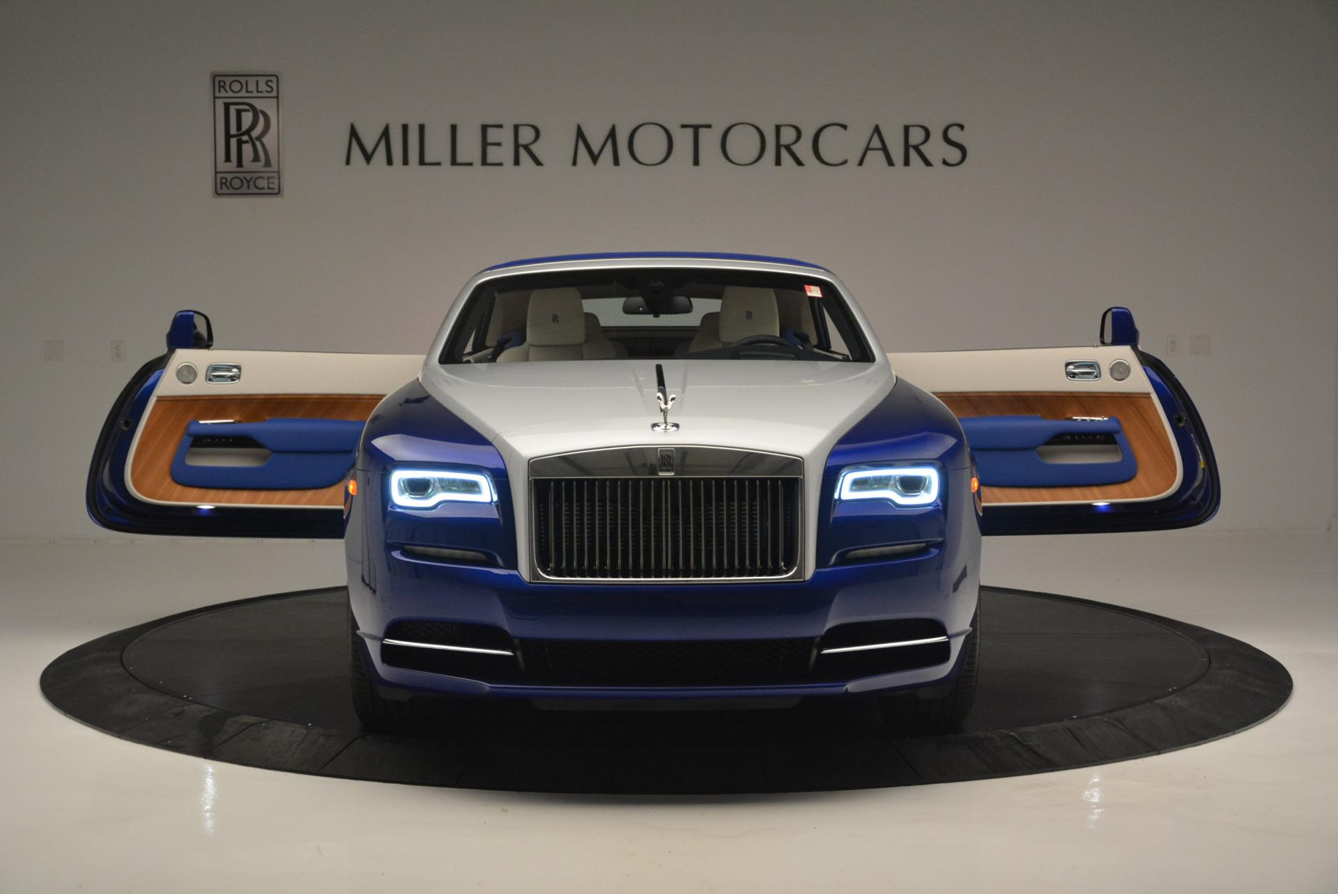 New 2019 Rolls-Royce Dawn  For Sale 0 In Greenwich, CT