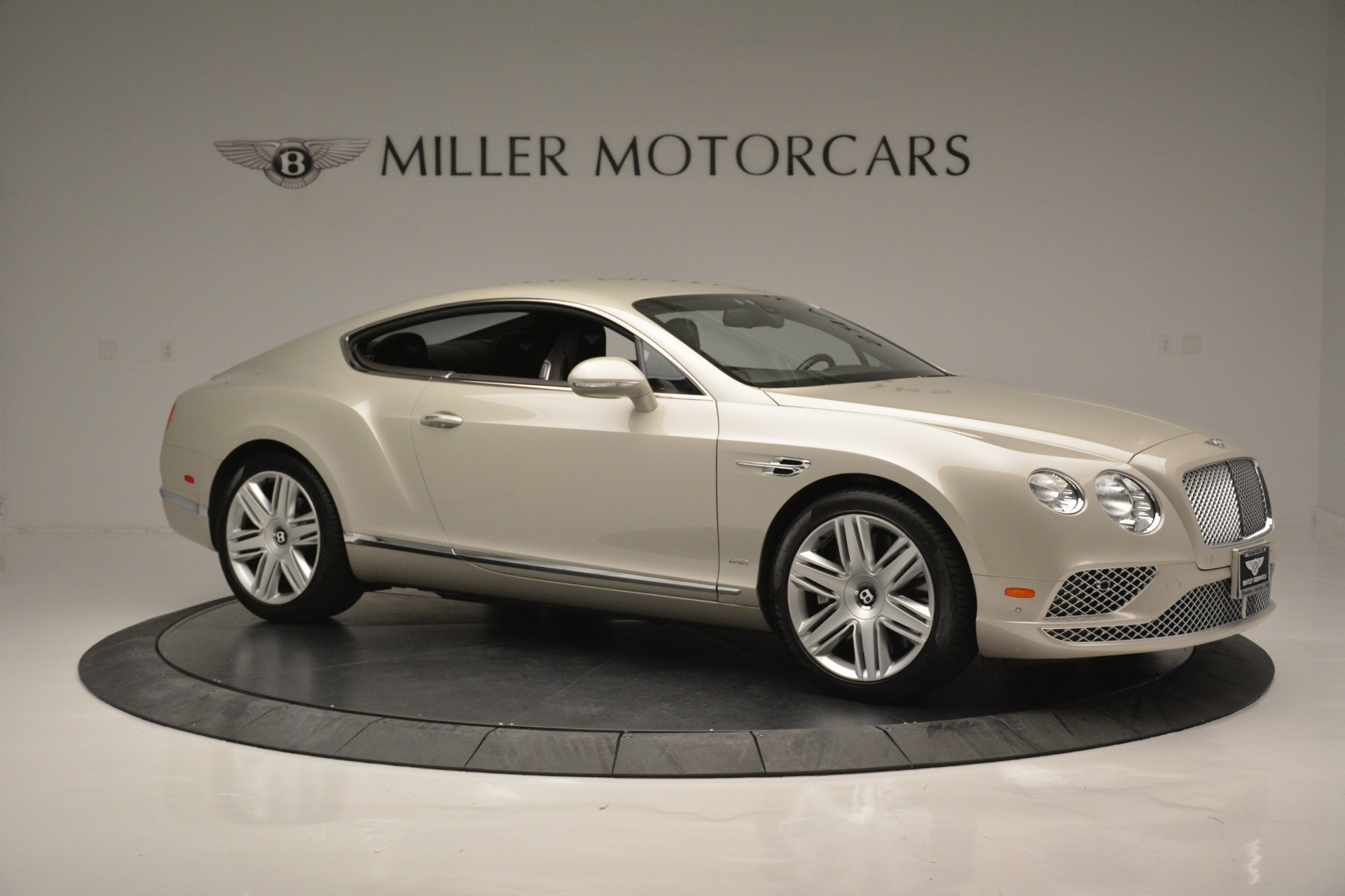 Used 2016 Bentley Continental GT W12 For Sale 137900 In Greenwich, CT