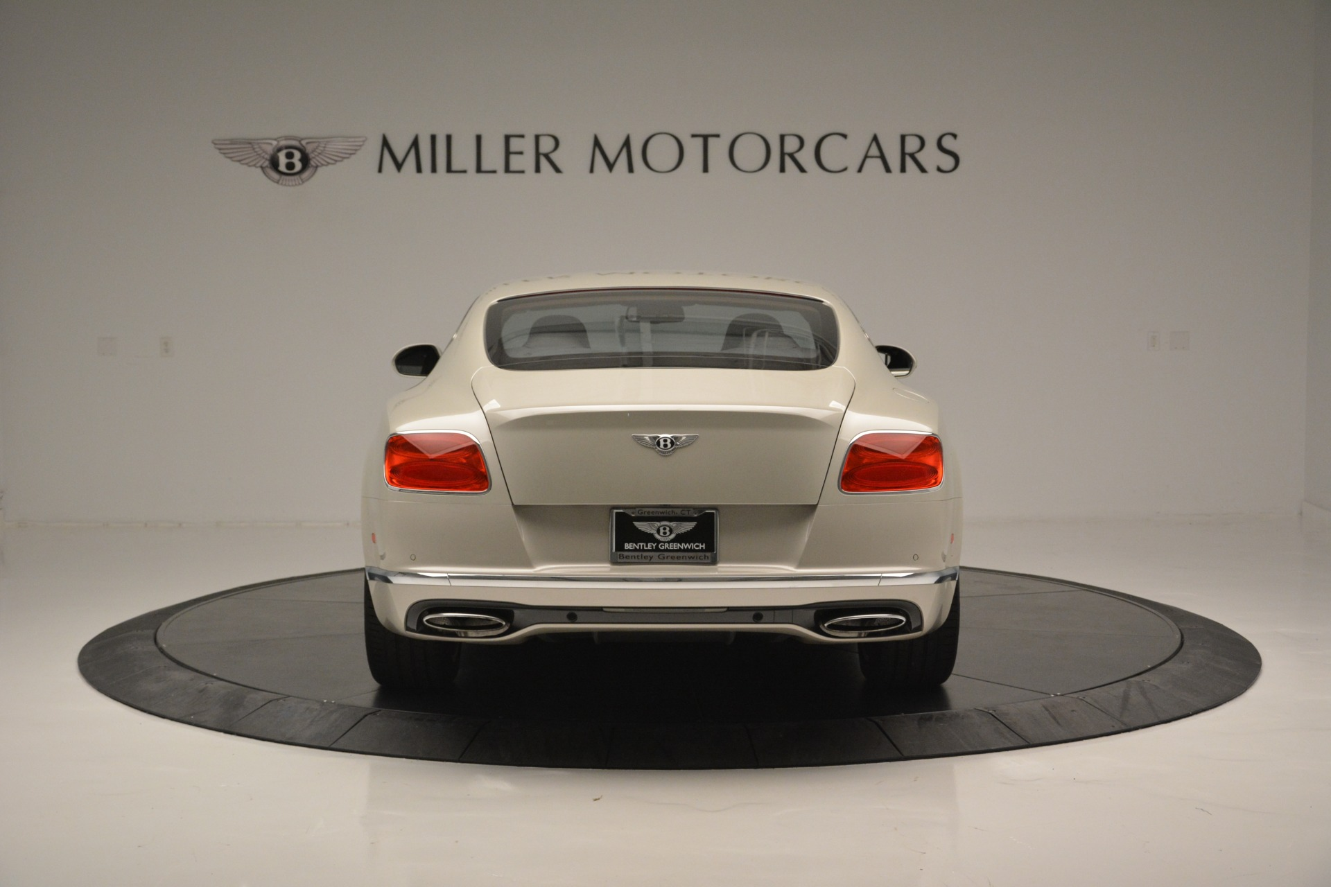 Used 2016 Bentley Continental GT W12 For Sale 0 In Greenwich, CT