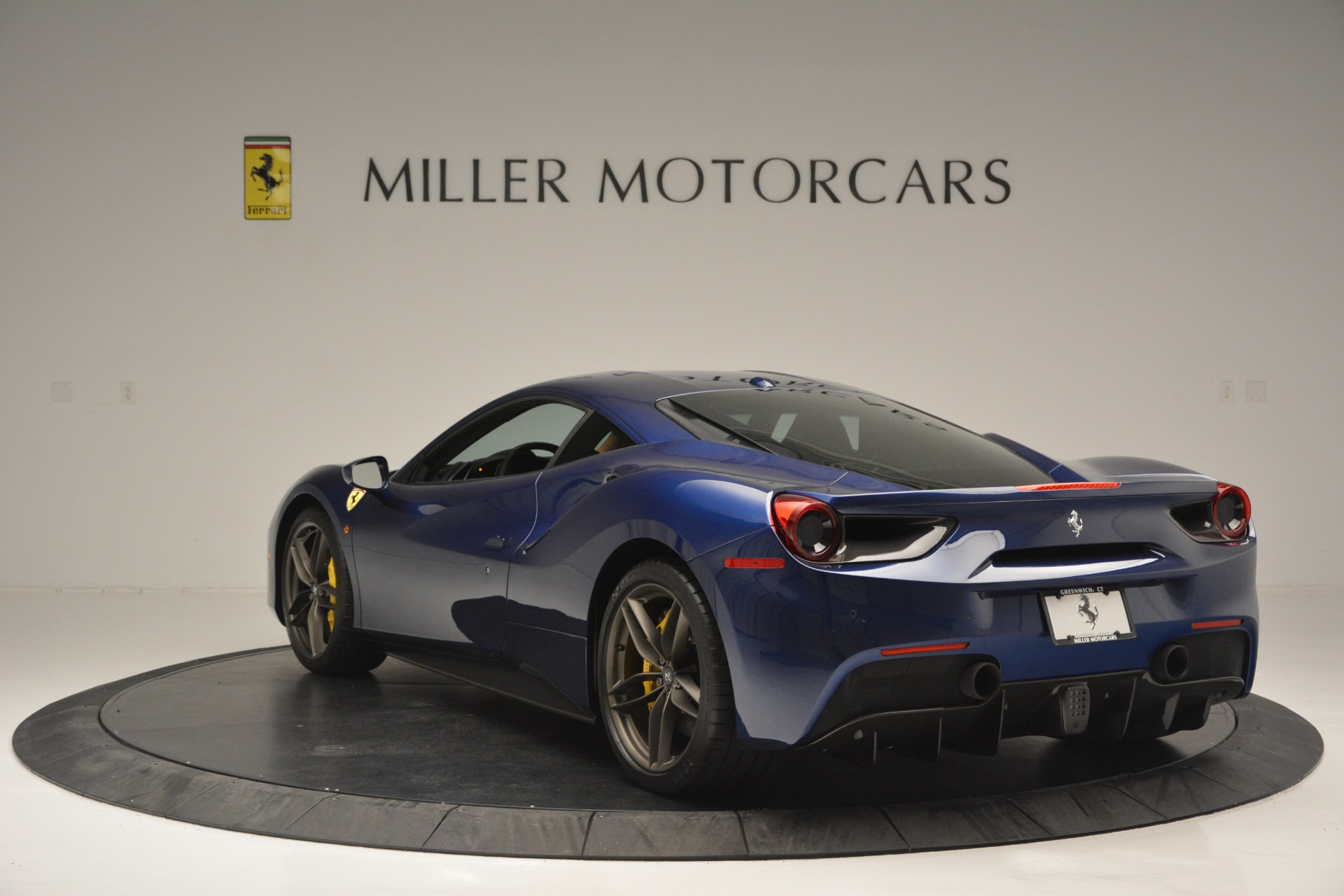 Used 2018 Ferrari 488 GTB  For Sale 0 In Greenwich, CT