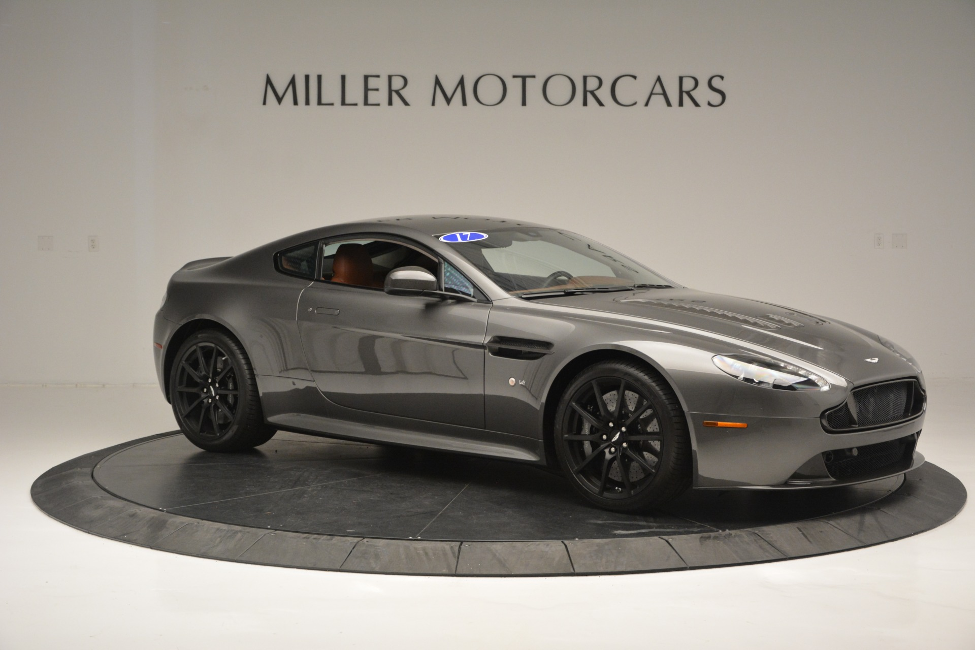 Used 2017 Aston Martin V12 Vantage S  For Sale 0 In Greenwich, CT