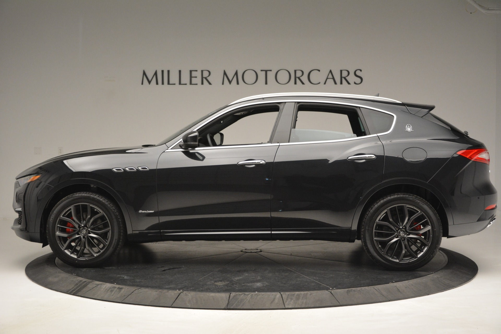 New 2019 Maserati Levante Q4 GranLusso For Sale 86940 In Greenwich, CT