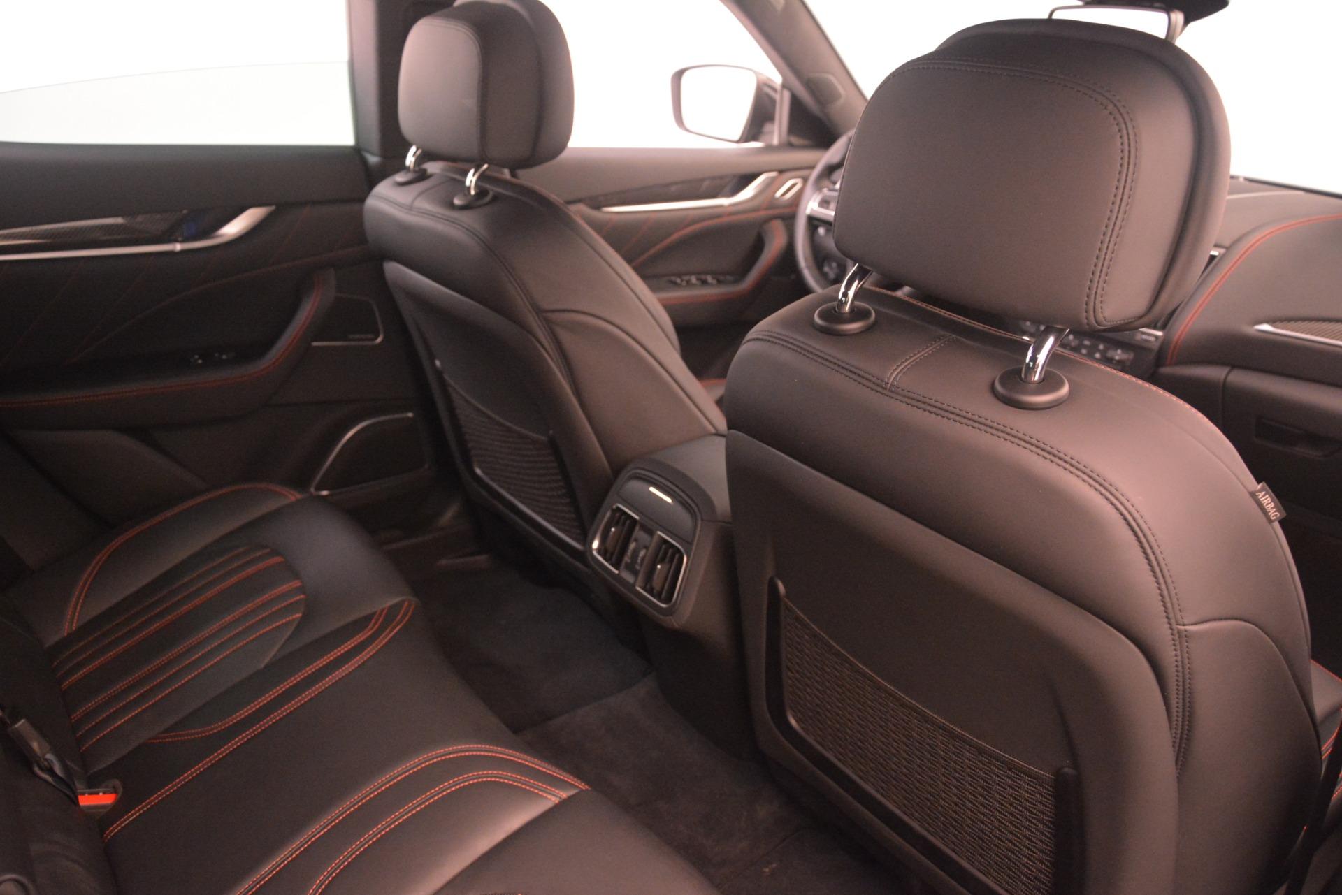 New 2019 Maserati Levante Q4 GranLusso For Sale 0 In Greenwich, CT