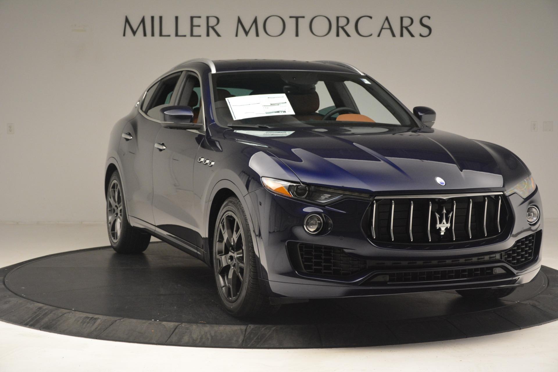 New 2019 Maserati Levante Q4 For Sale 85810 In Greenwich, CT