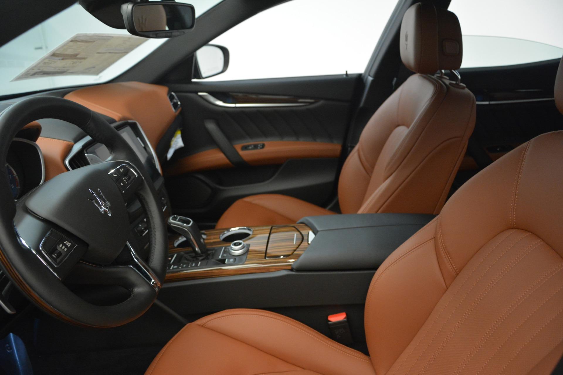 New 2019 Maserati Ghibli S Q4 GranLusso For Sale 93790 In Greenwich, CT