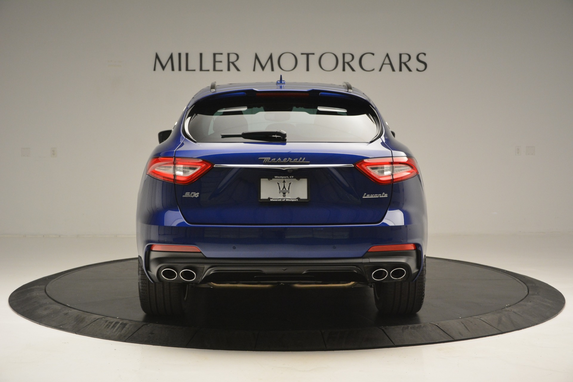 New 2019 Maserati Levante S Q4 GranSport For Sale 0 In Greenwich, CT