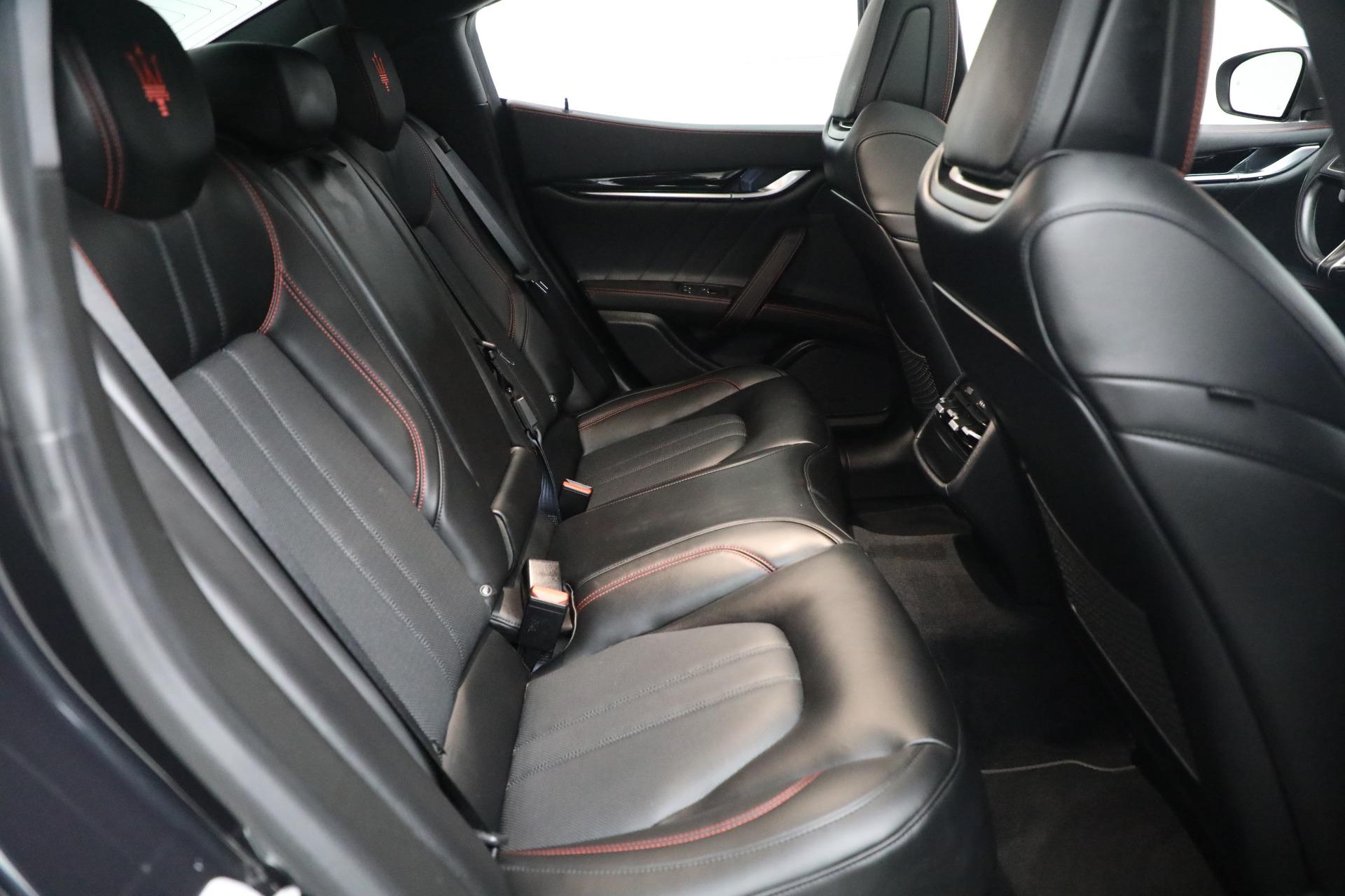New 2019 Maserati Ghibli S Q4 GranSport For Sale 93760 In Greenwich, CT