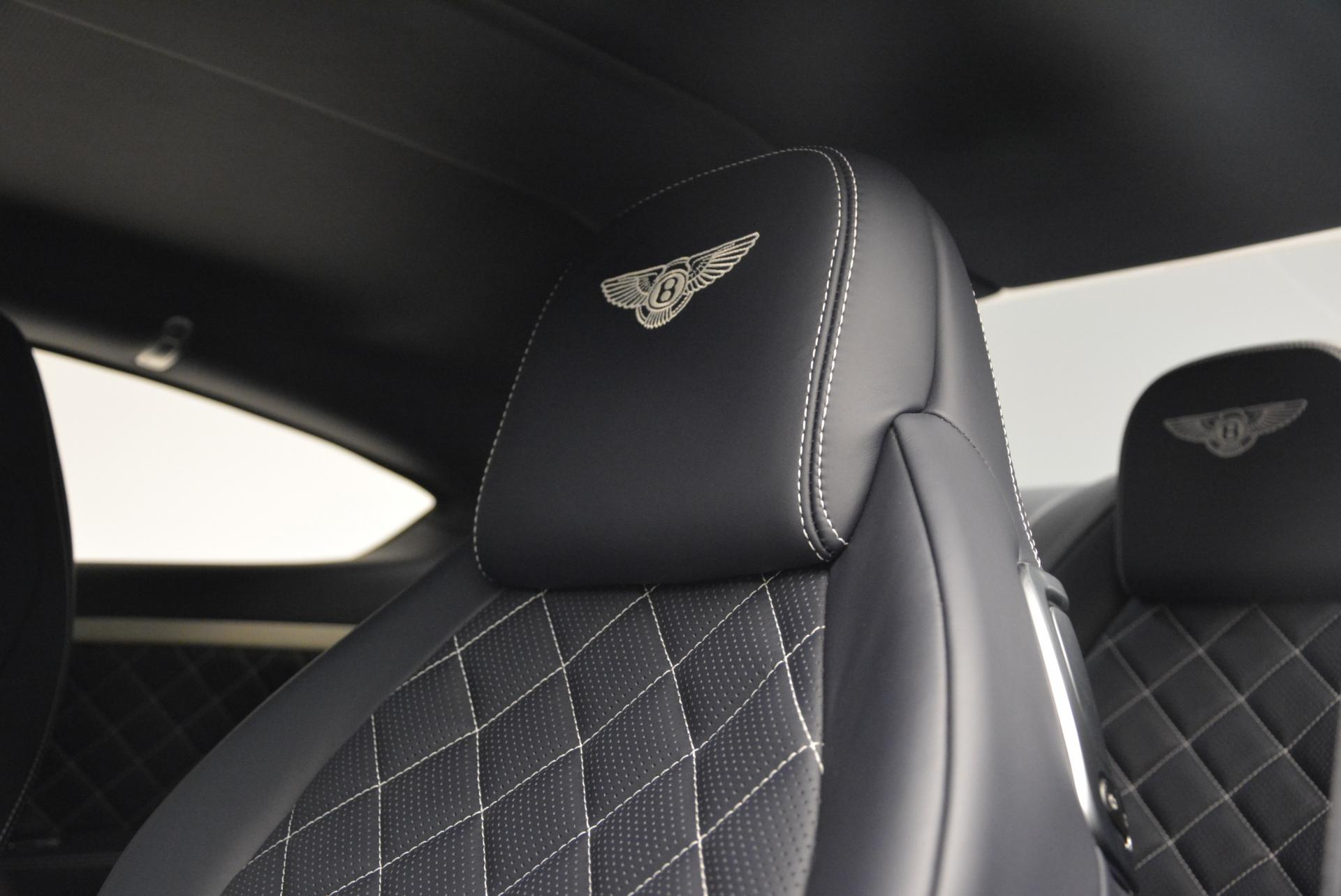 Used 2016 Bentley Continental GT Speed GT Speed For Sale 0 In Greenwich, CT