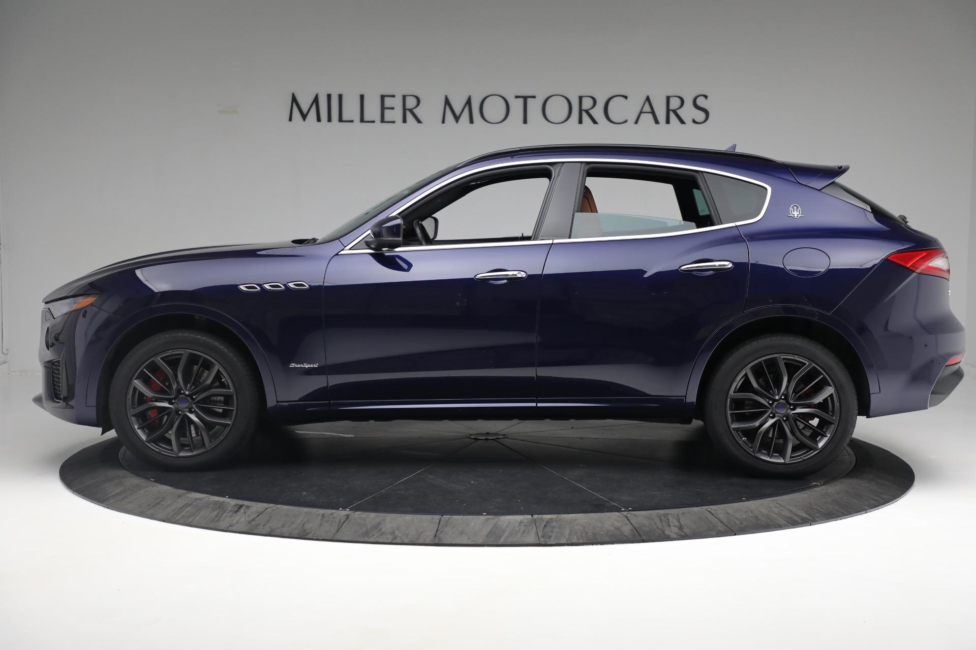 New 2019 Maserati Levante S Q4 GranSport For Sale 0 In Greenwich, CT