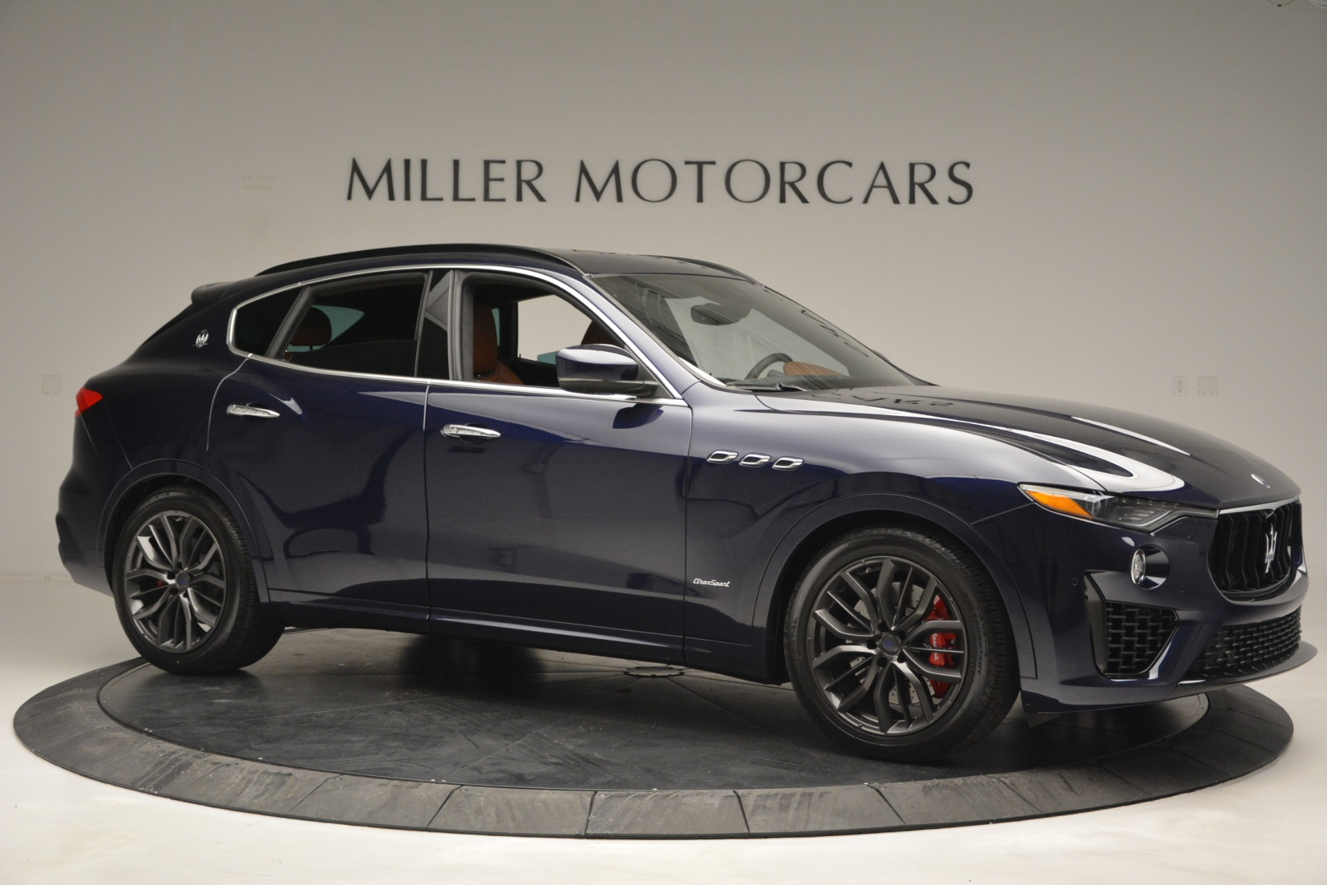 New 2019 Maserati Levante S Q4 GranSport For Sale 98660 In Greenwich, CT