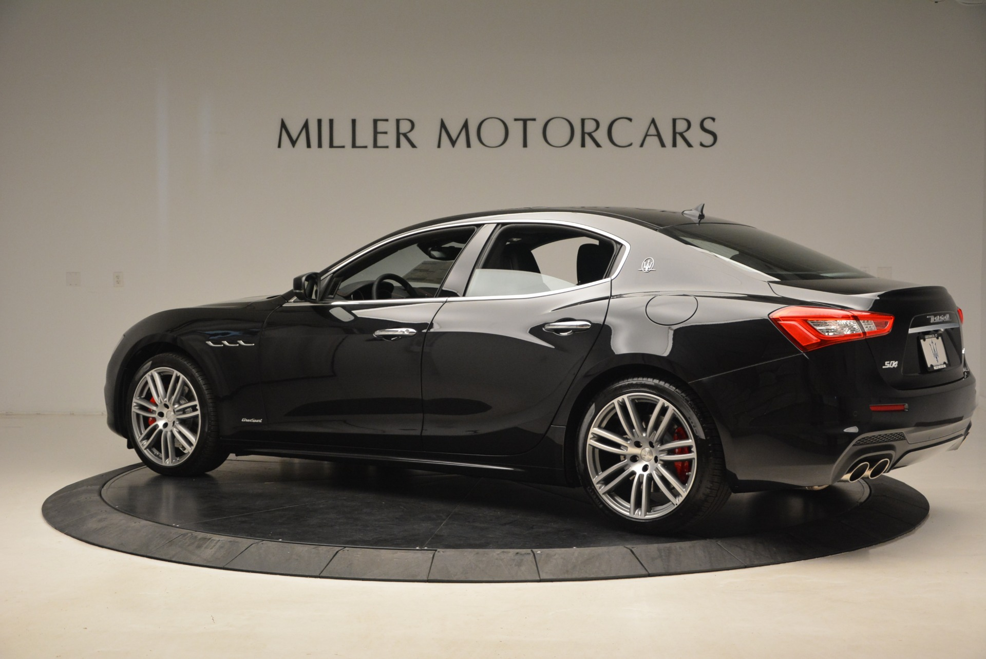 New 2019 Maserati Ghibli S Q4 GranSport For Sale 93760 In Greenwich, CT