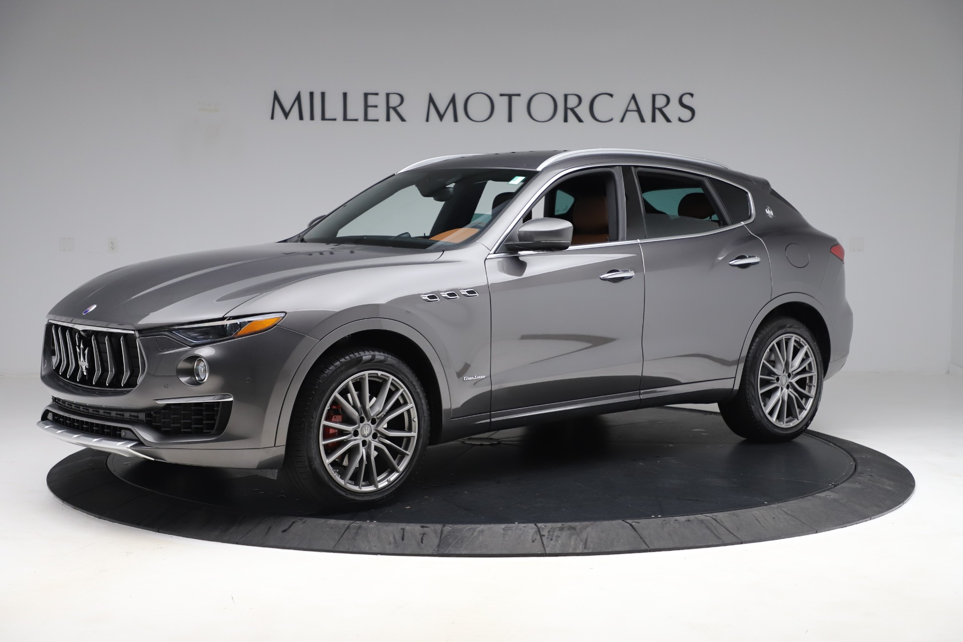New 2019 Maserati Levante Q4 GranLusso For Sale 87840 In Greenwich, CT