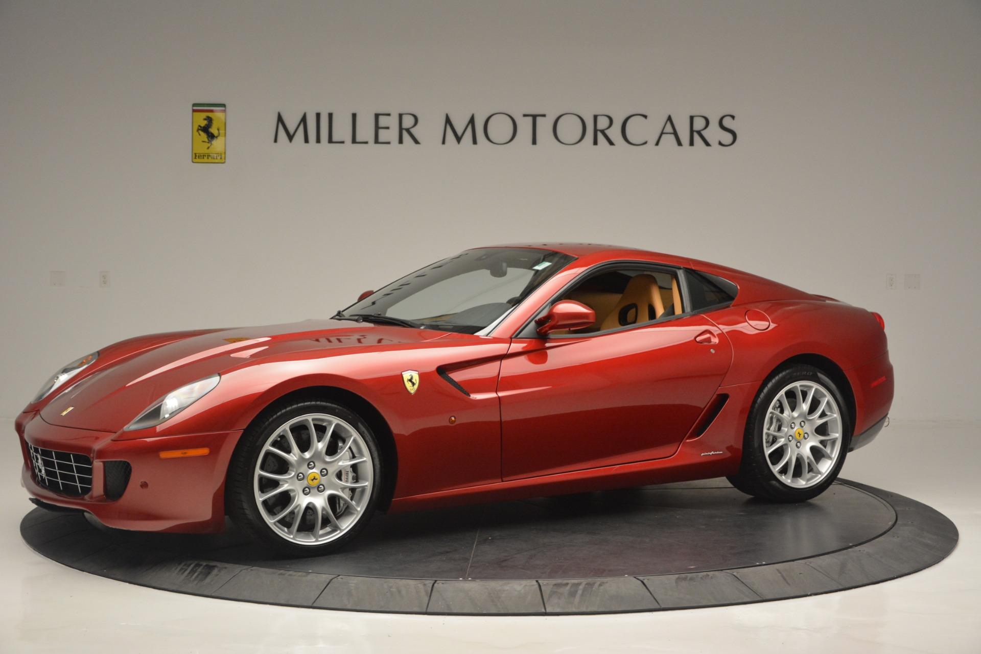 Used 2009 Ferrari 599 GTB Fiorano  For Sale 0 In Greenwich, CT