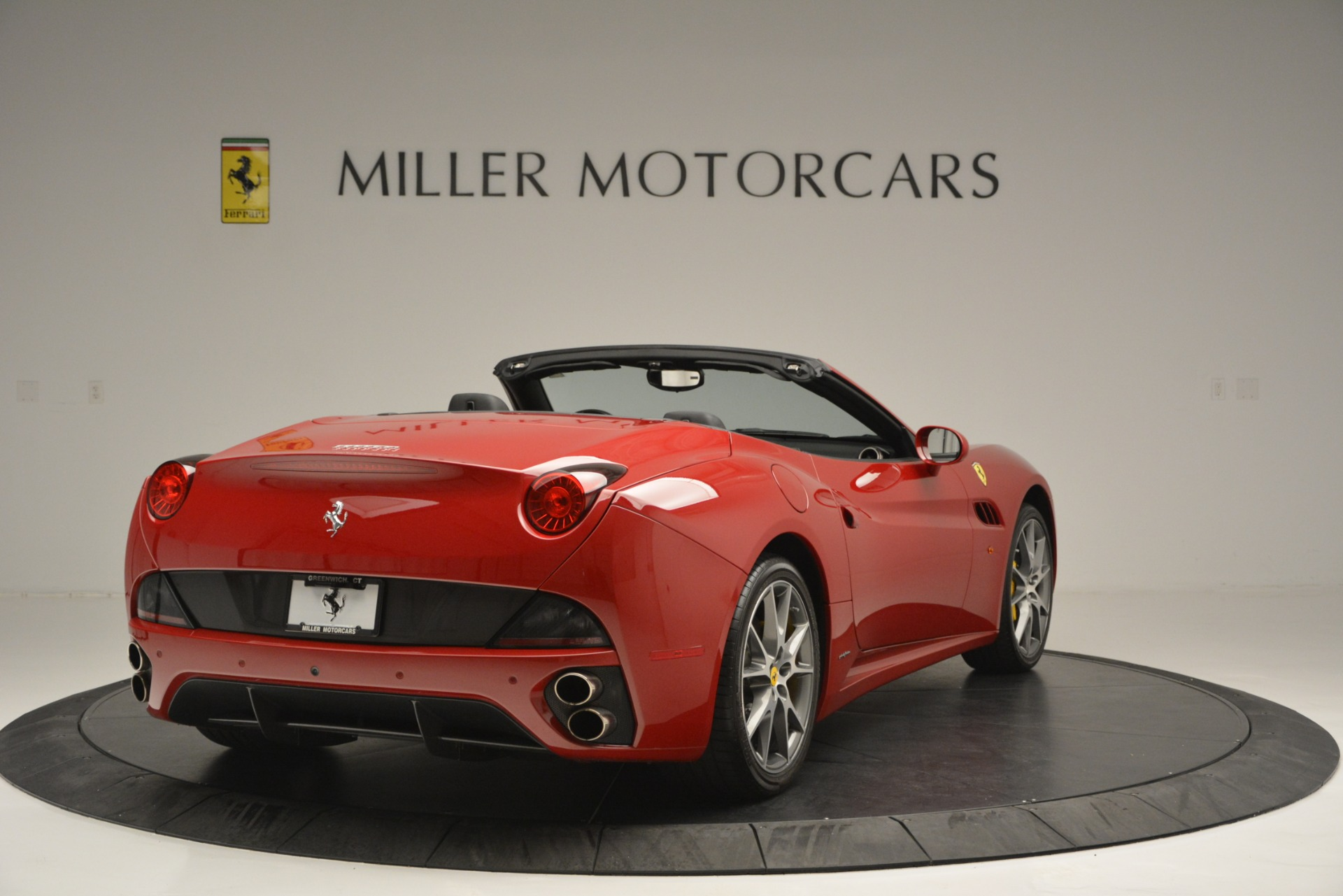 Used 2011 Ferrari California  For Sale 0 In Greenwich, CT