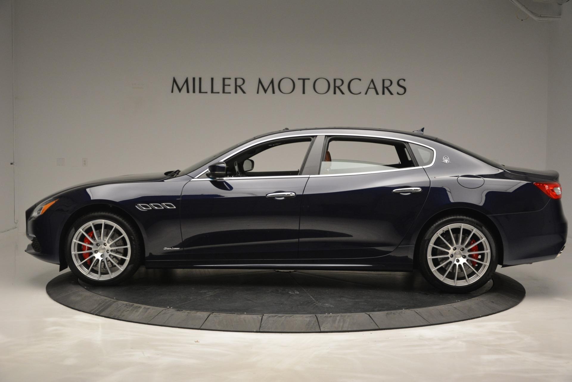 New 2019 Maserati Quattroporte S Q4 GranLusso For Sale 126755 In Greenwich, CT