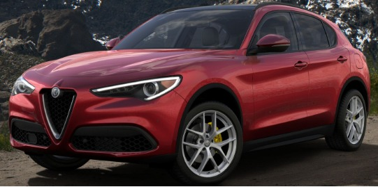 New 2018 Alfa Romeo Stelvio Ti Sport Q4 For Sale 52040 In Greenwich, CT
