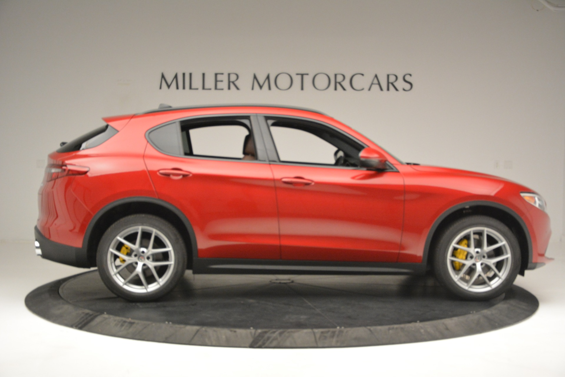 New 2018 Alfa Romeo Stelvio Ti Sport Q4 For Sale 54790 In Greenwich, CT