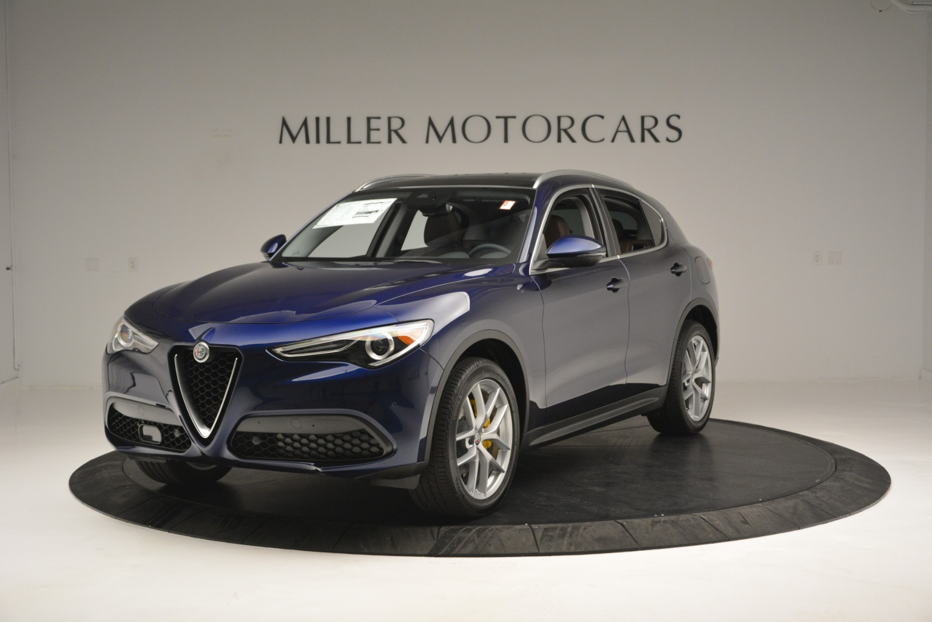 New 2018 Alfa Romeo Stelvio Ti Lusso Q4 For Sale 0 In Greenwich, CT