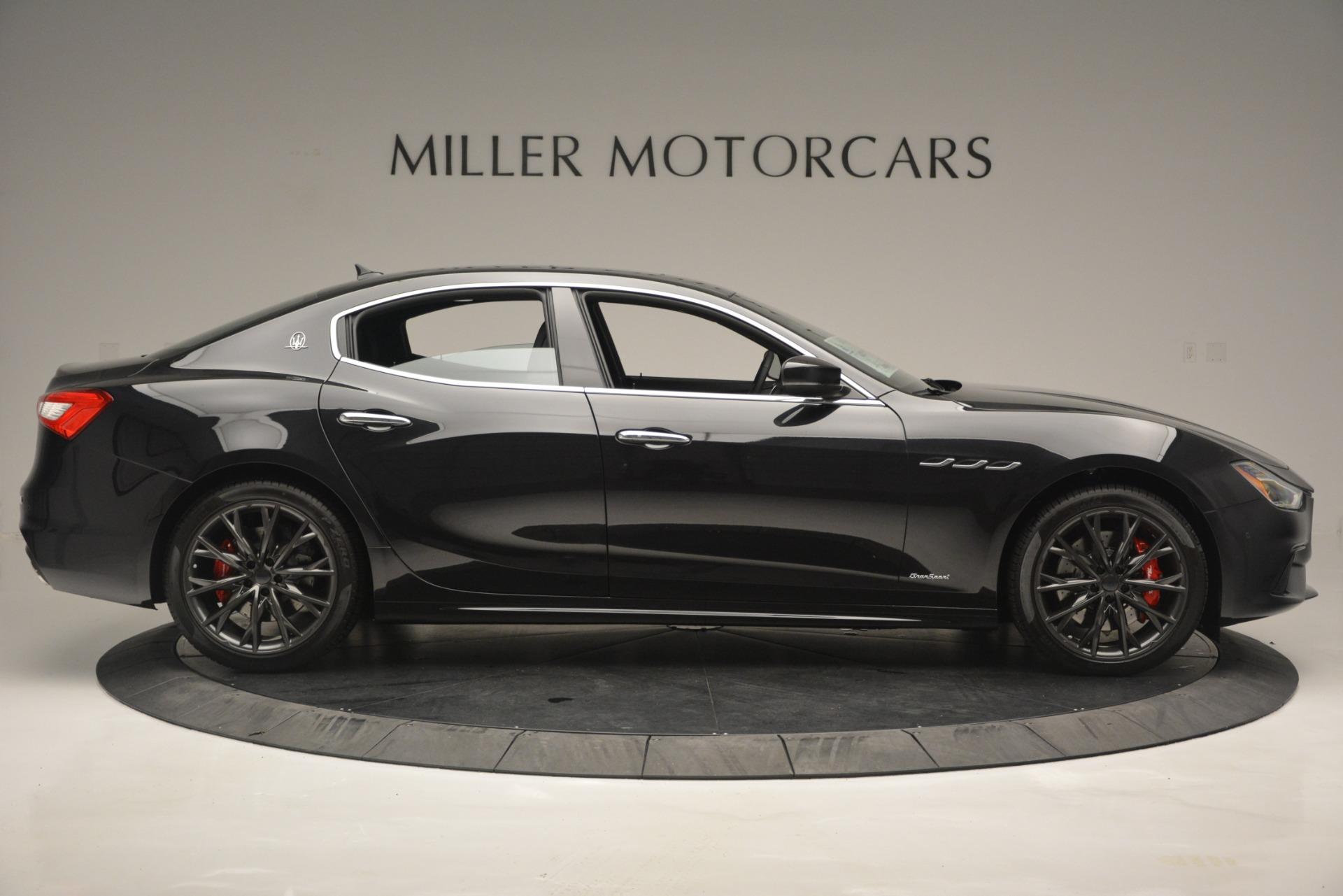 New 2019 Maserati Ghibli S Q4 GranSport For Sale 91080 In Greenwich, CT