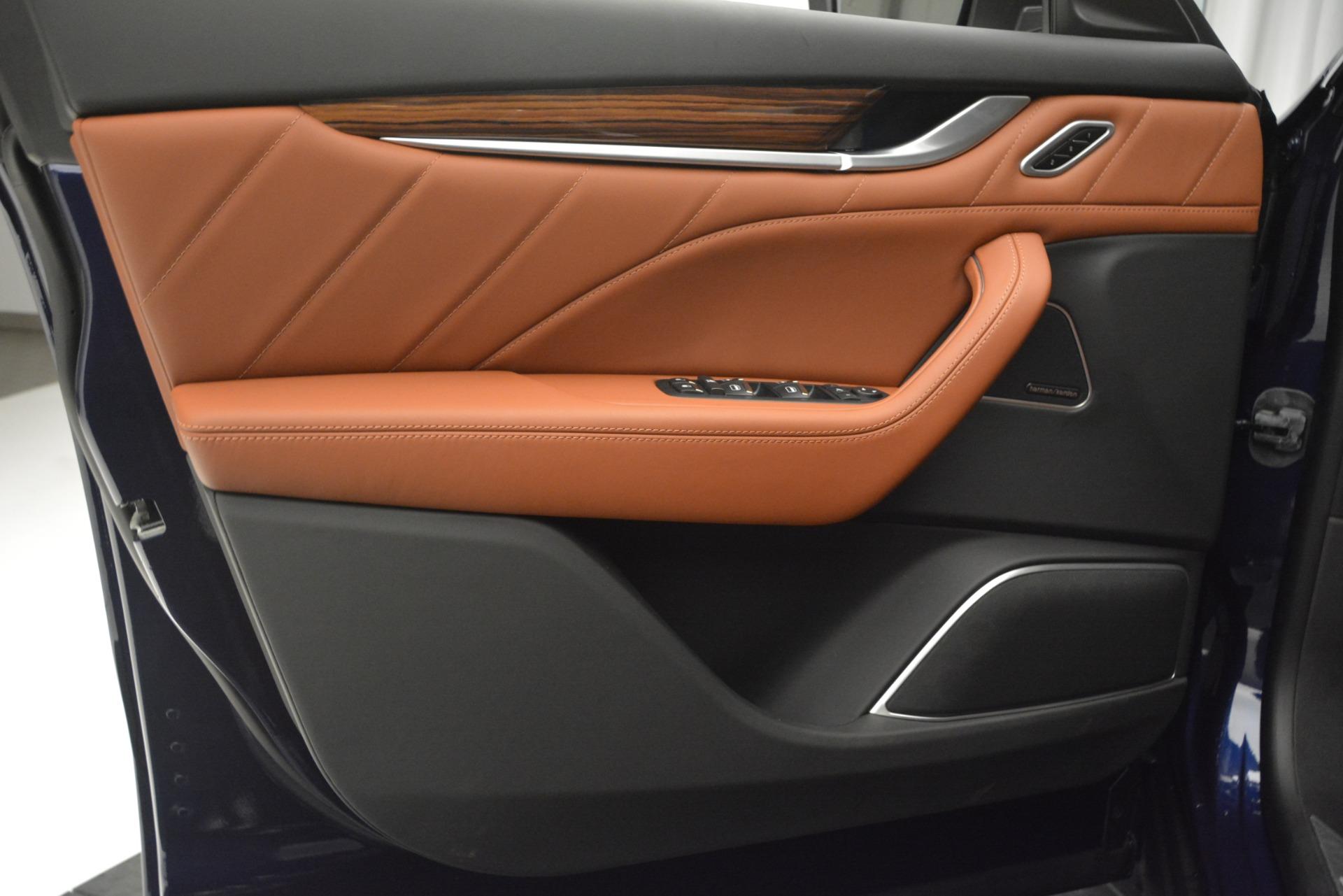 New 2019 Maserati Levante Q4 GranLusso For Sale 87840 In Greenwich, CT