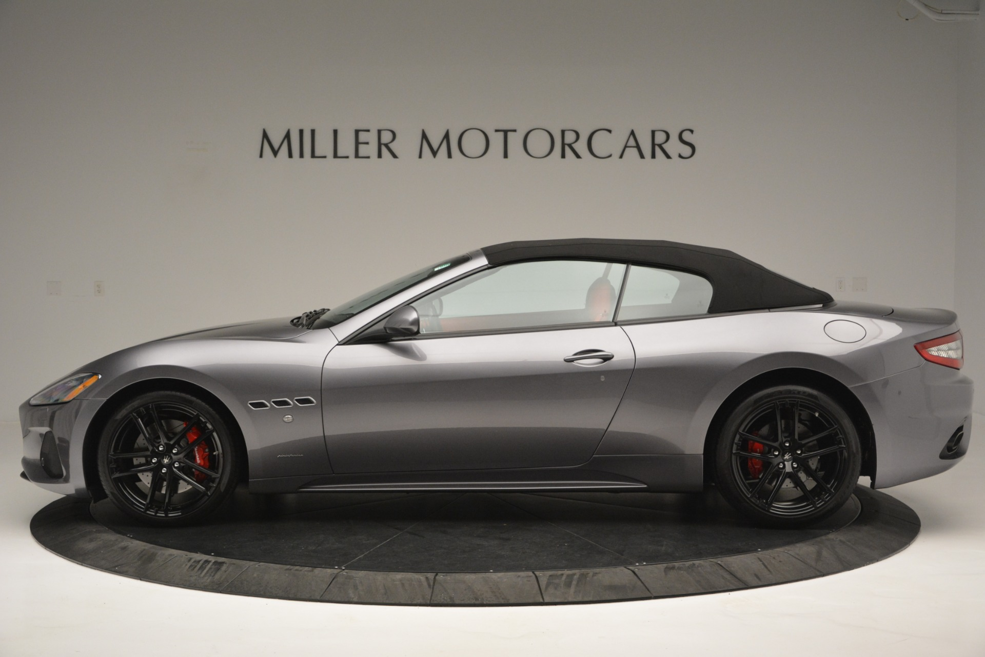 Used 2018 Maserati GranTurismo Sport For Sale 117900 In Greenwich, CT