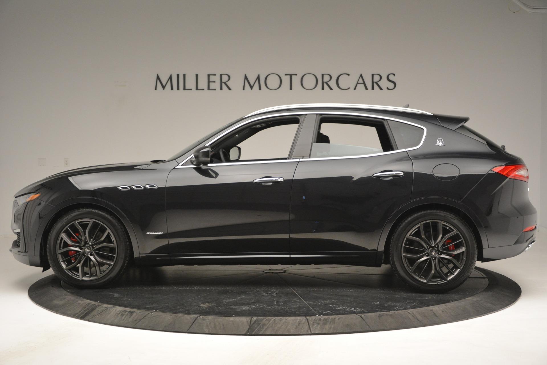 New 2019 Maserati Levante Q4 GranLusso For Sale 88740 In Greenwich, CT