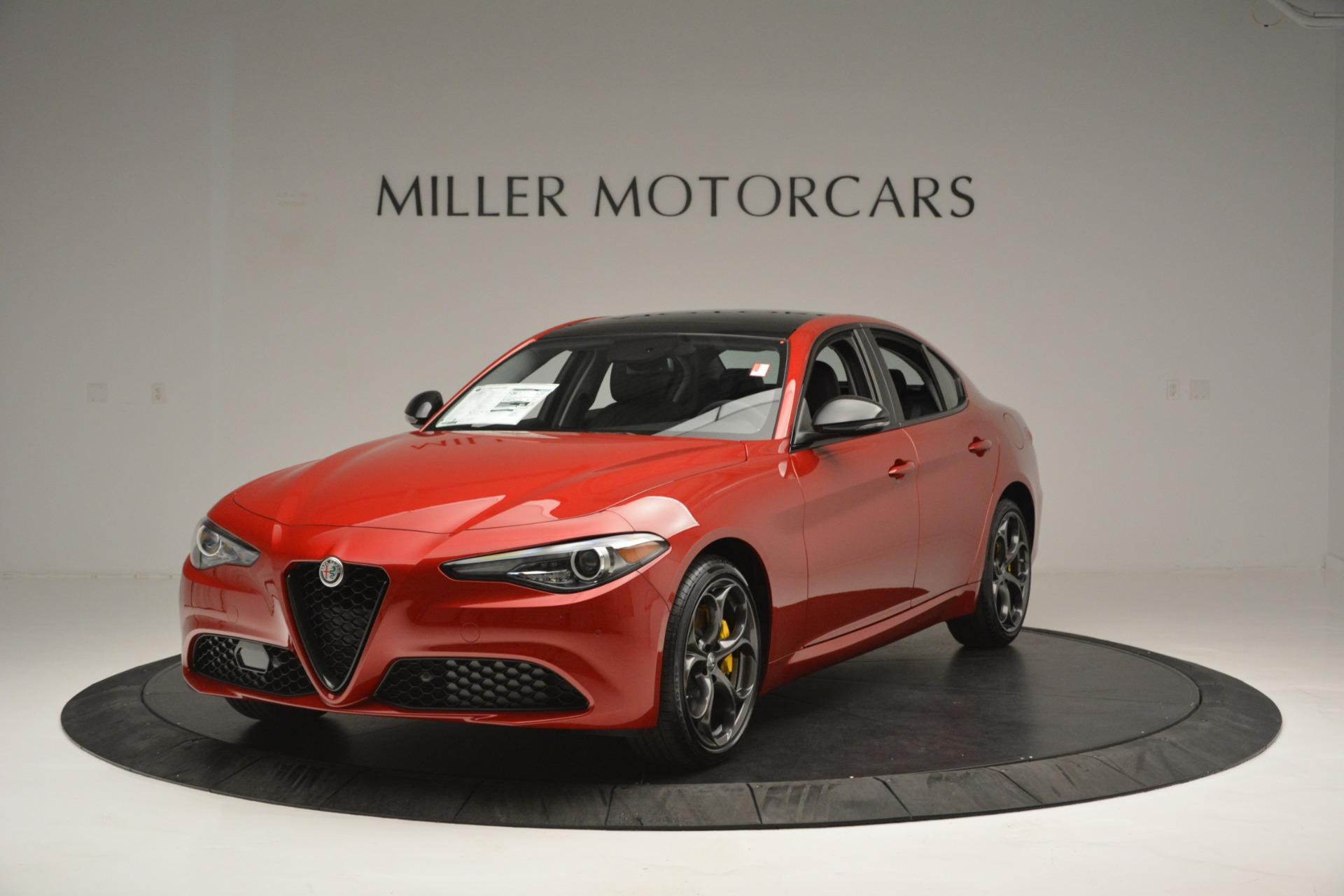 New 2018 Alfa Romeo Giulia Ti Q4 For Sale 52440 In Greenwich, CT