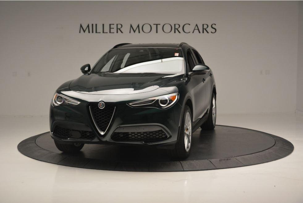 New 2019 Alfa Romeo Stelvio Ti Sport Q4 For Sale 0 In Greenwich, CT