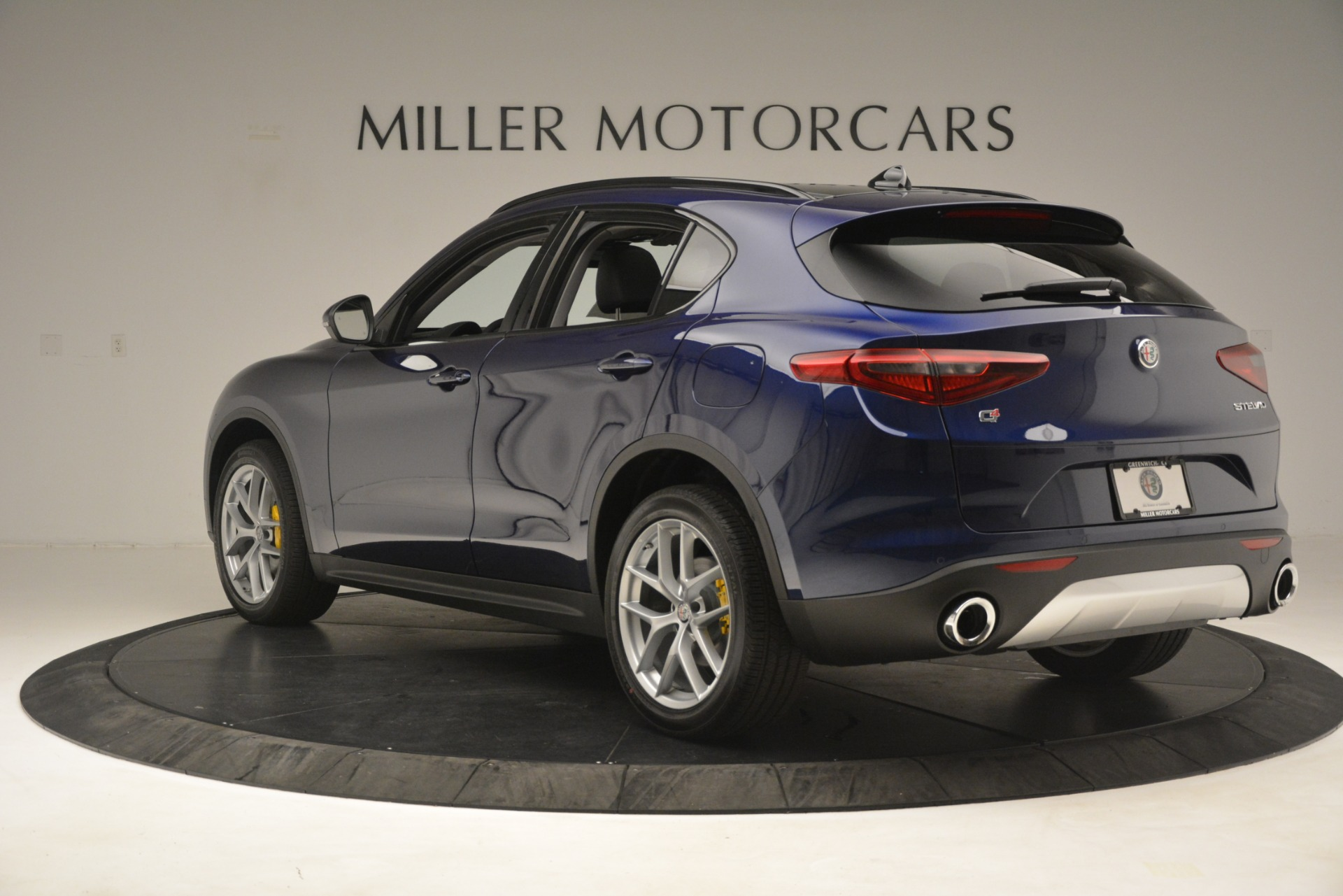 New 2019 Alfa Romeo Stelvio SPORT AWD For Sale 49940 In Greenwich, CT
