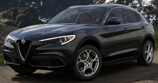 New 2019 Alfa Romeo Stelvio Ti Sport Q4 For Sale 54690 In Greenwich, CT