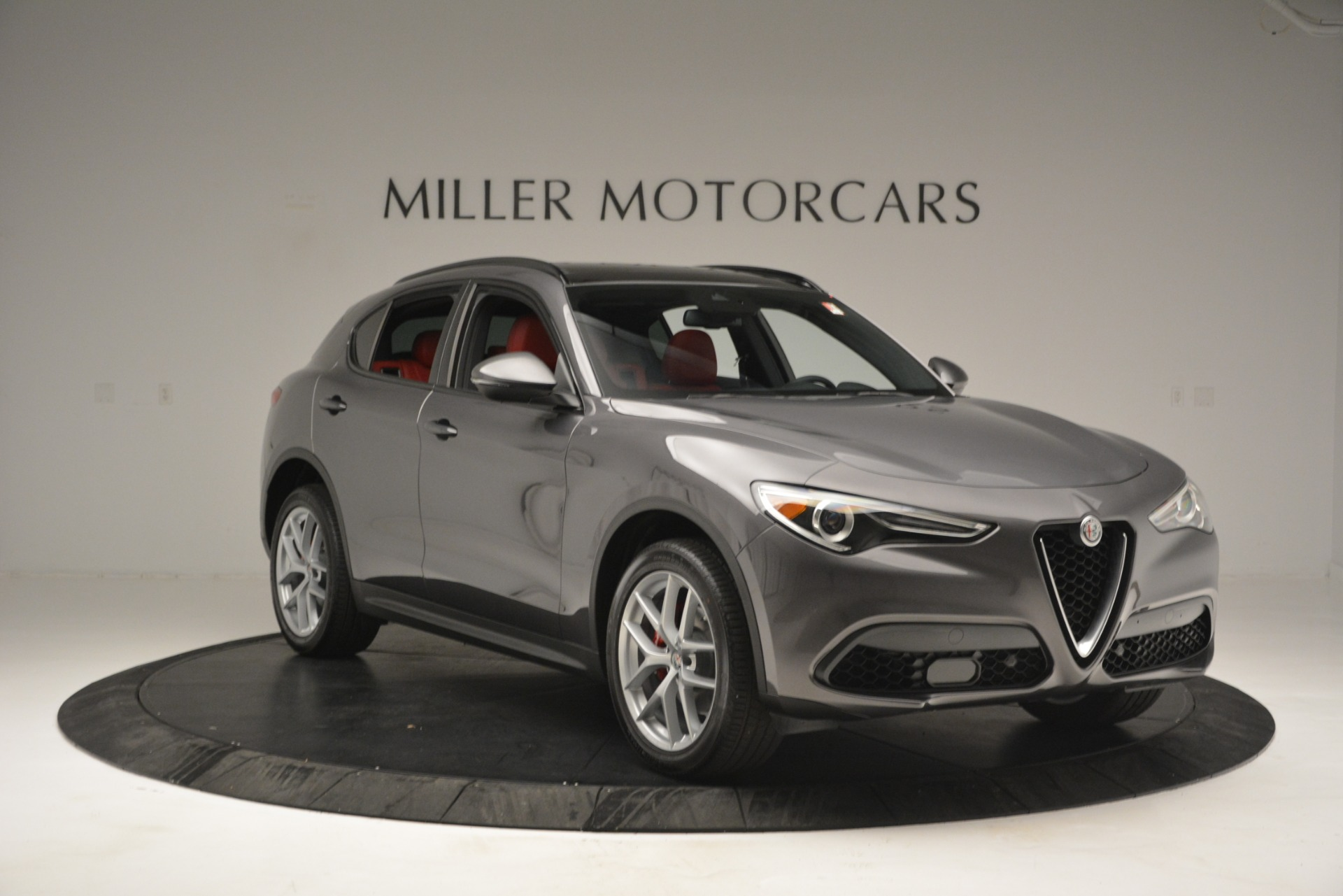New 2019 Alfa Romeo Stelvio Sport Q4 For Sale 0 In Greenwich, CT