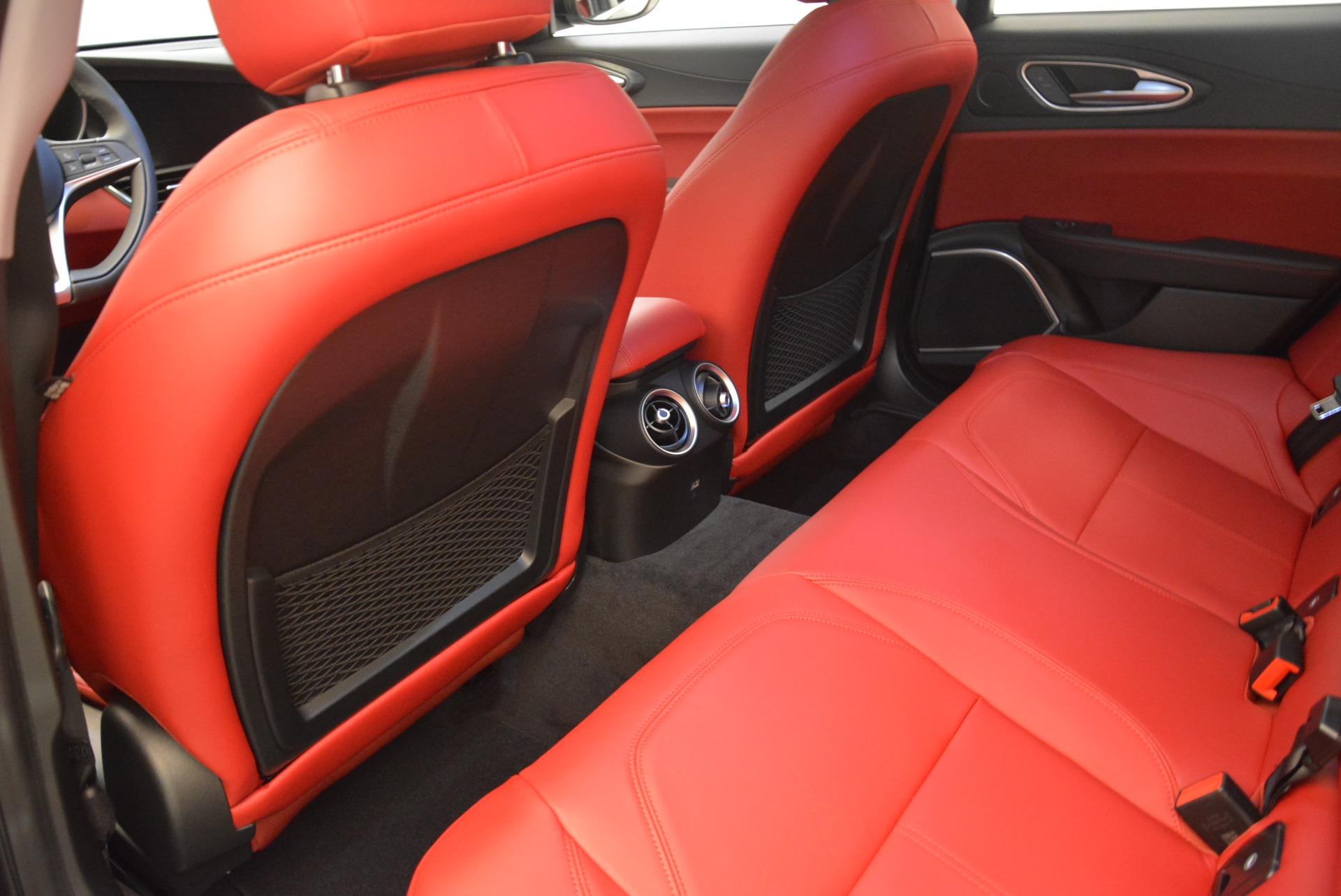 New 2019 Alfa Romeo Giulia Q4 For Sale 43440 In Greenwich, CT