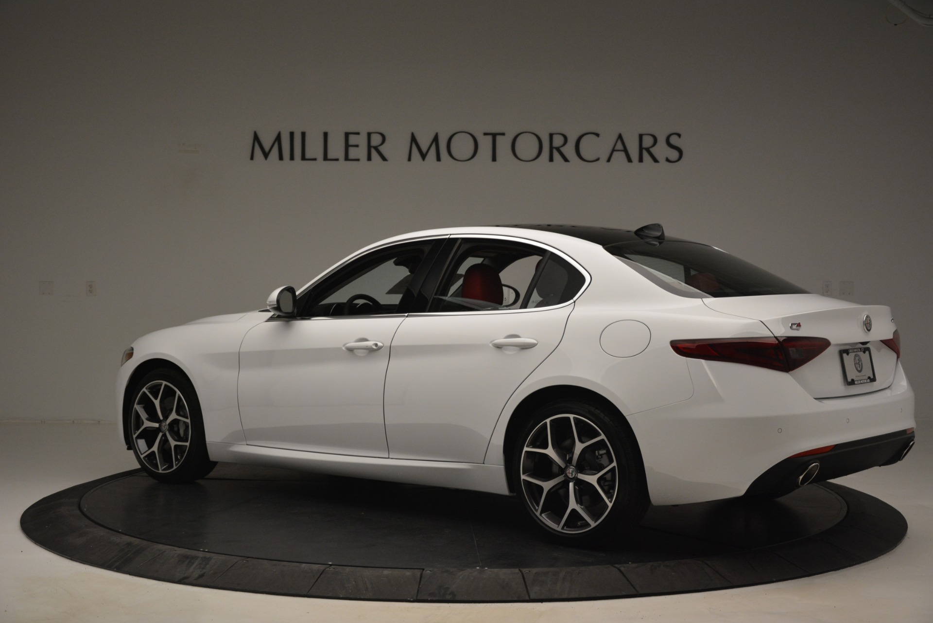 New 2019 Alfa Romeo Giulia Ti Q4 For Sale 48690 In Greenwich, CT