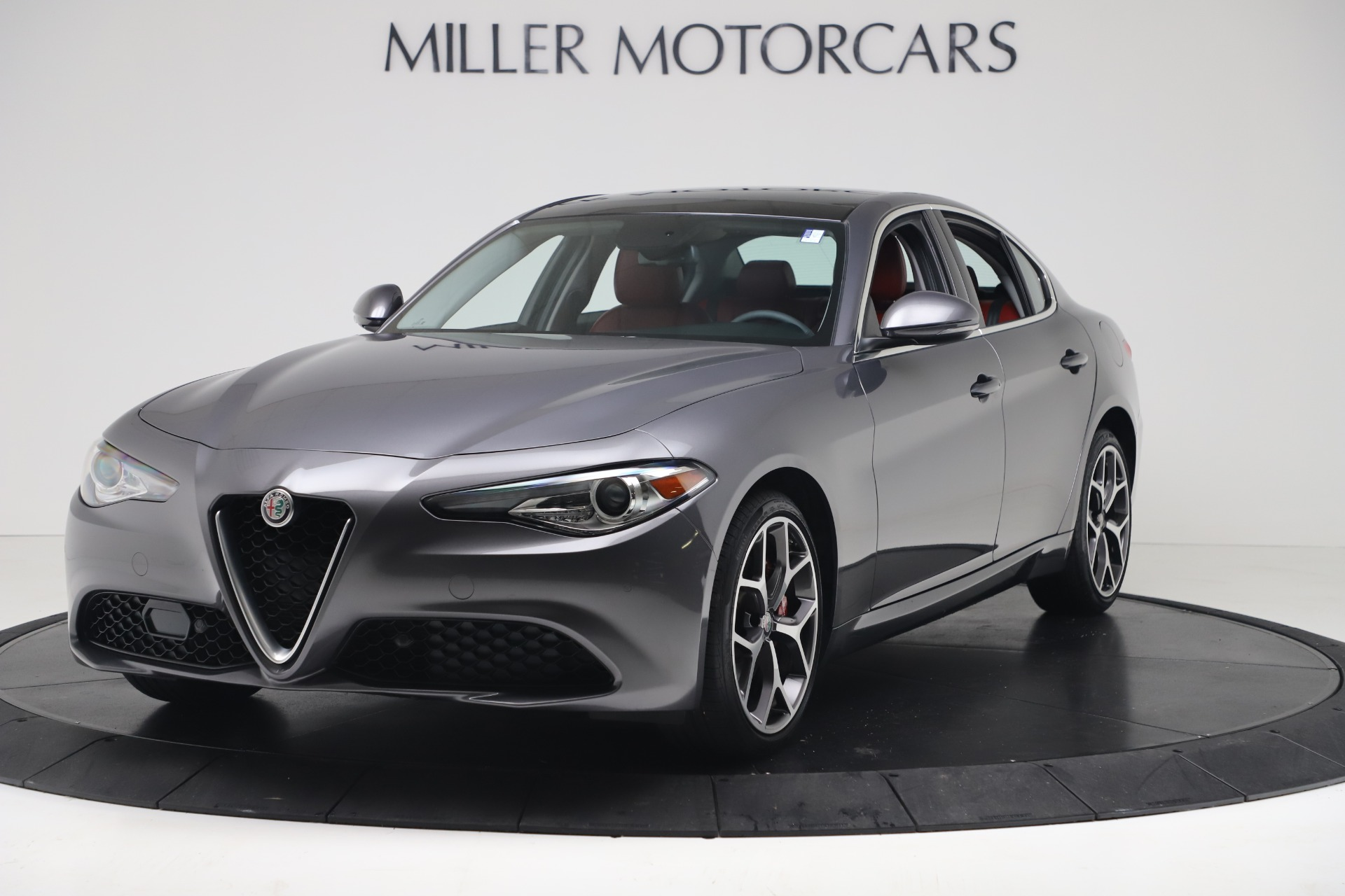 New 2019 Alfa Romeo Giulia Q4 For Sale 46740 In Greenwich, CT