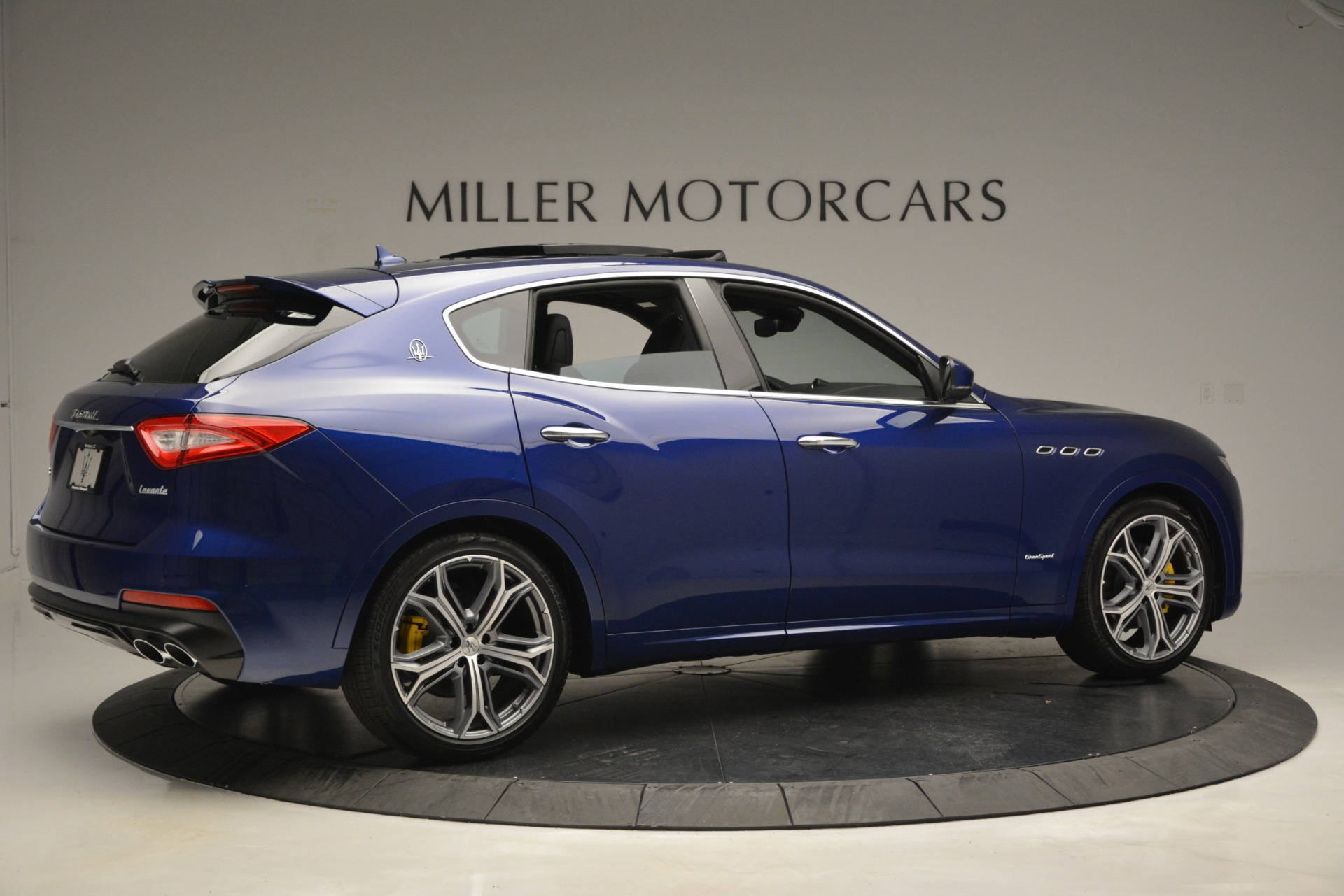 New 2019 Maserati Levante Q4 GranSport For Sale 90370 In Greenwich, CT