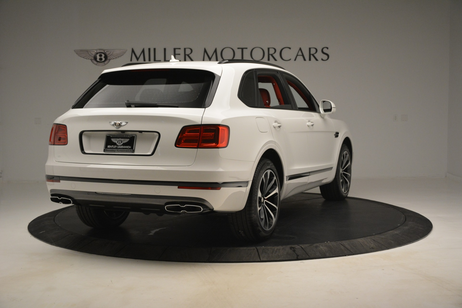 New 2019 Bentley Bentayga V8 For Sale 202805 In Greenwich, CT