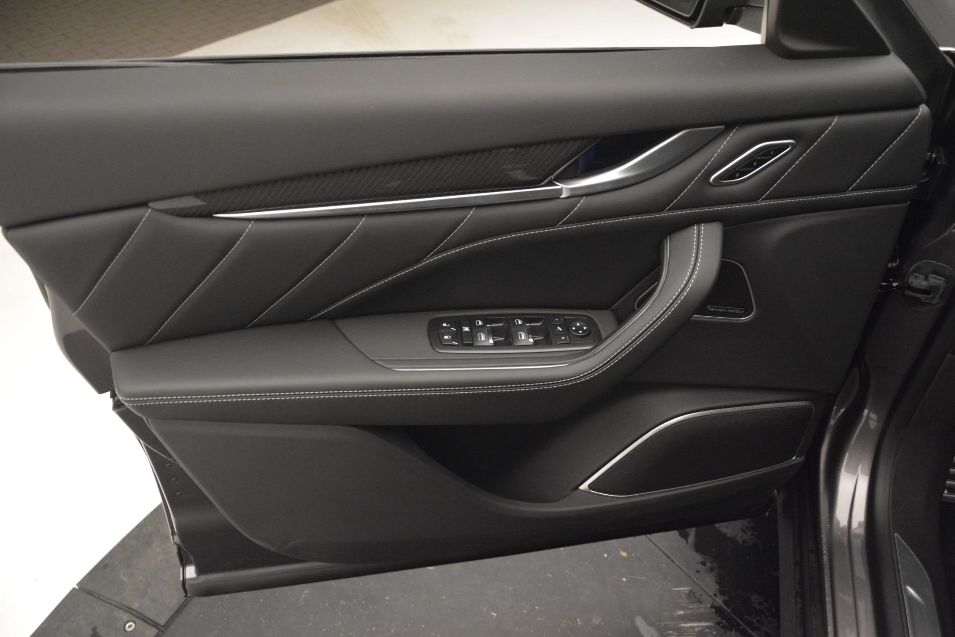 New 2019 Maserati Levante S Q4 GranSport For Sale 102440 In Greenwich, CT