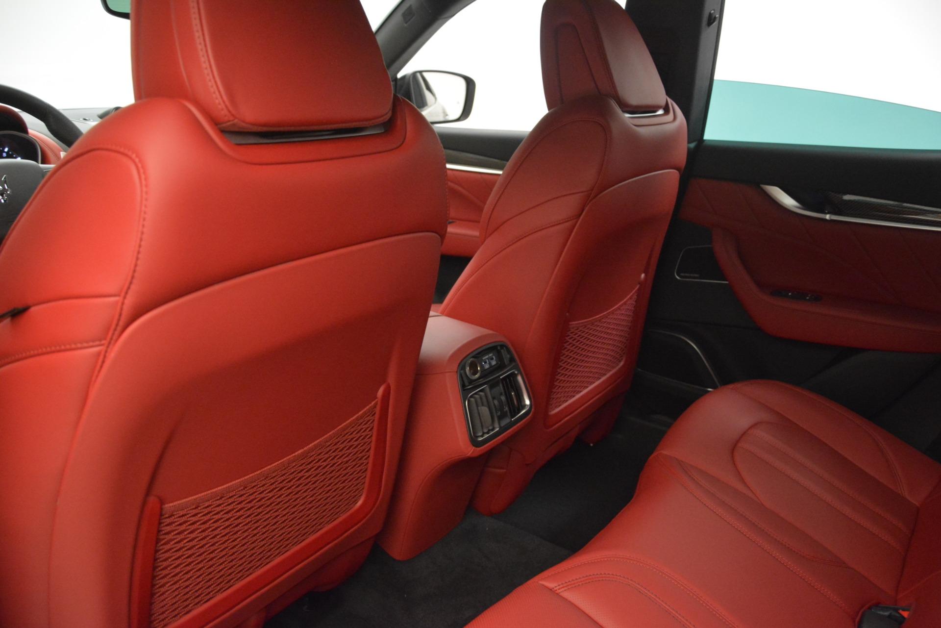 New 2019 Maserati Levante S Q4 GranSport For Sale 104050 In Greenwich, CT