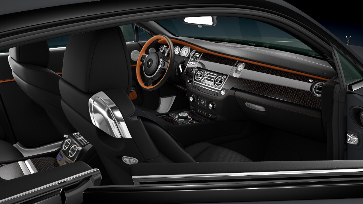 New 2019 Rolls-Royce Wraith Black Badge For Sale 447800 In Greenwich, CT
