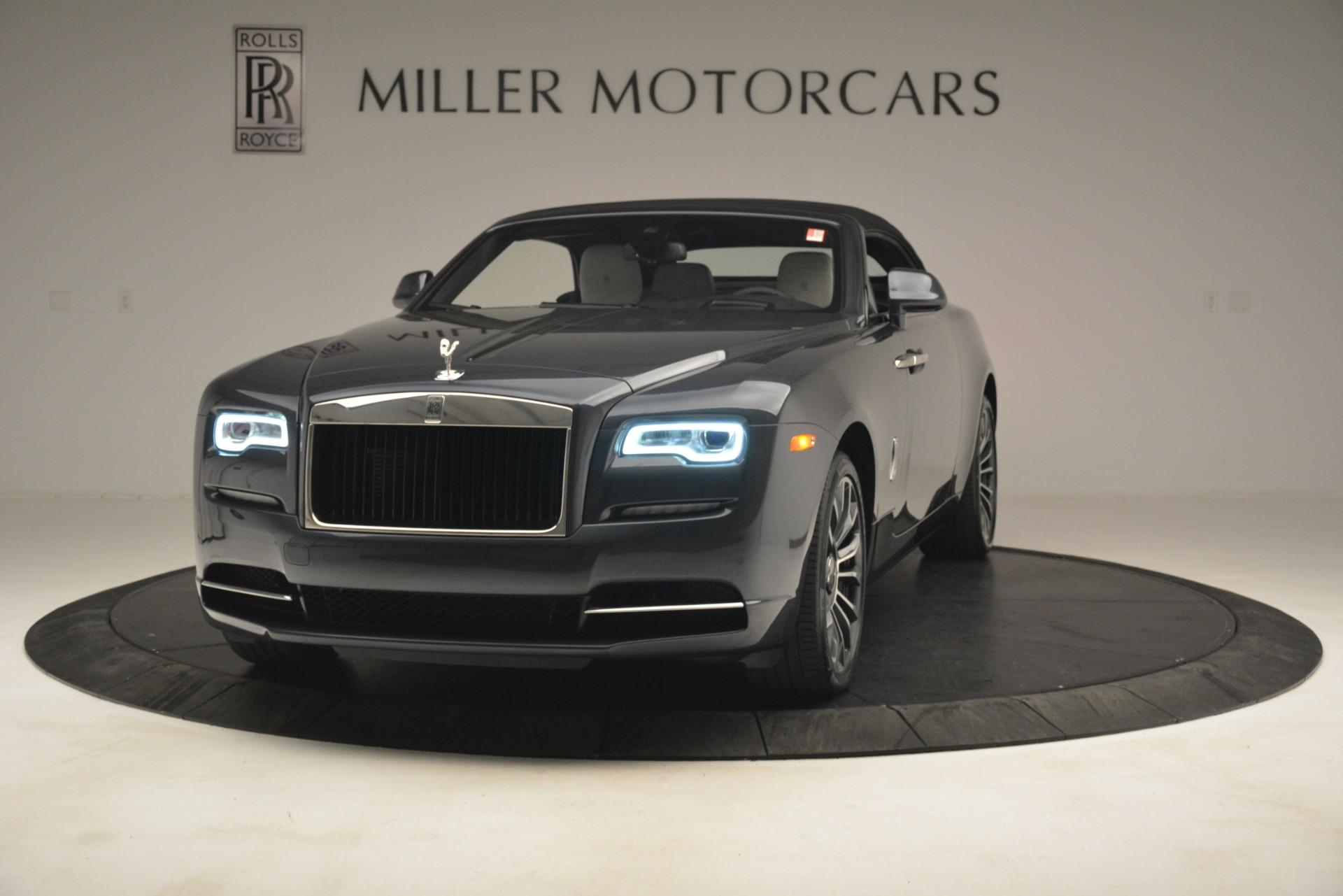 New 2019 Rolls-Royce Dawn  For Sale 403225 In Greenwich, CT