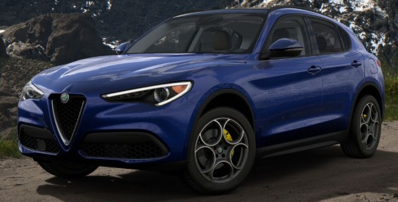 New 2019 Alfa Romeo Stelvio Q4 For Sale 48490 In Greenwich, CT