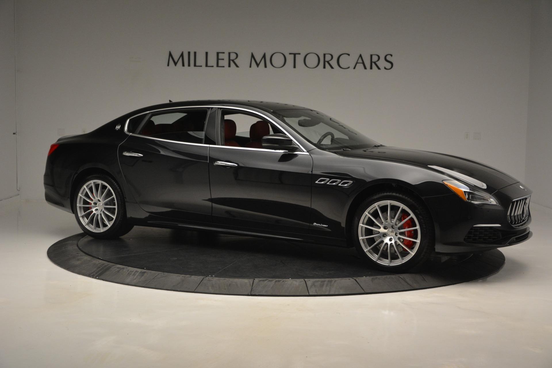 New 2019 Maserati Quattroporte S Q4 GranLusso For Sale 127745 In Greenwich, CT