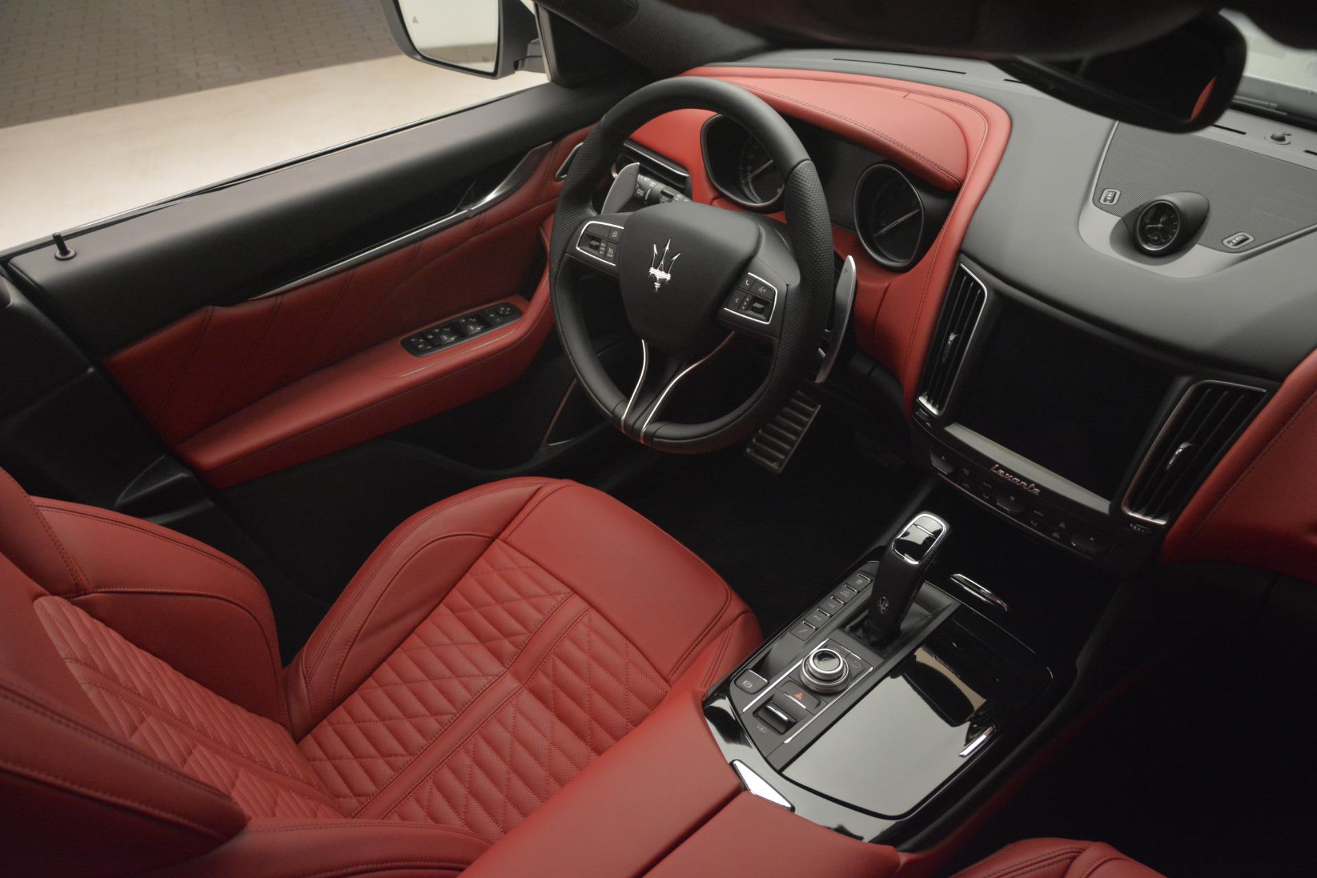 New 2019 Maserati Levante Q4 GranSport For Sale 89125 In Greenwich, CT