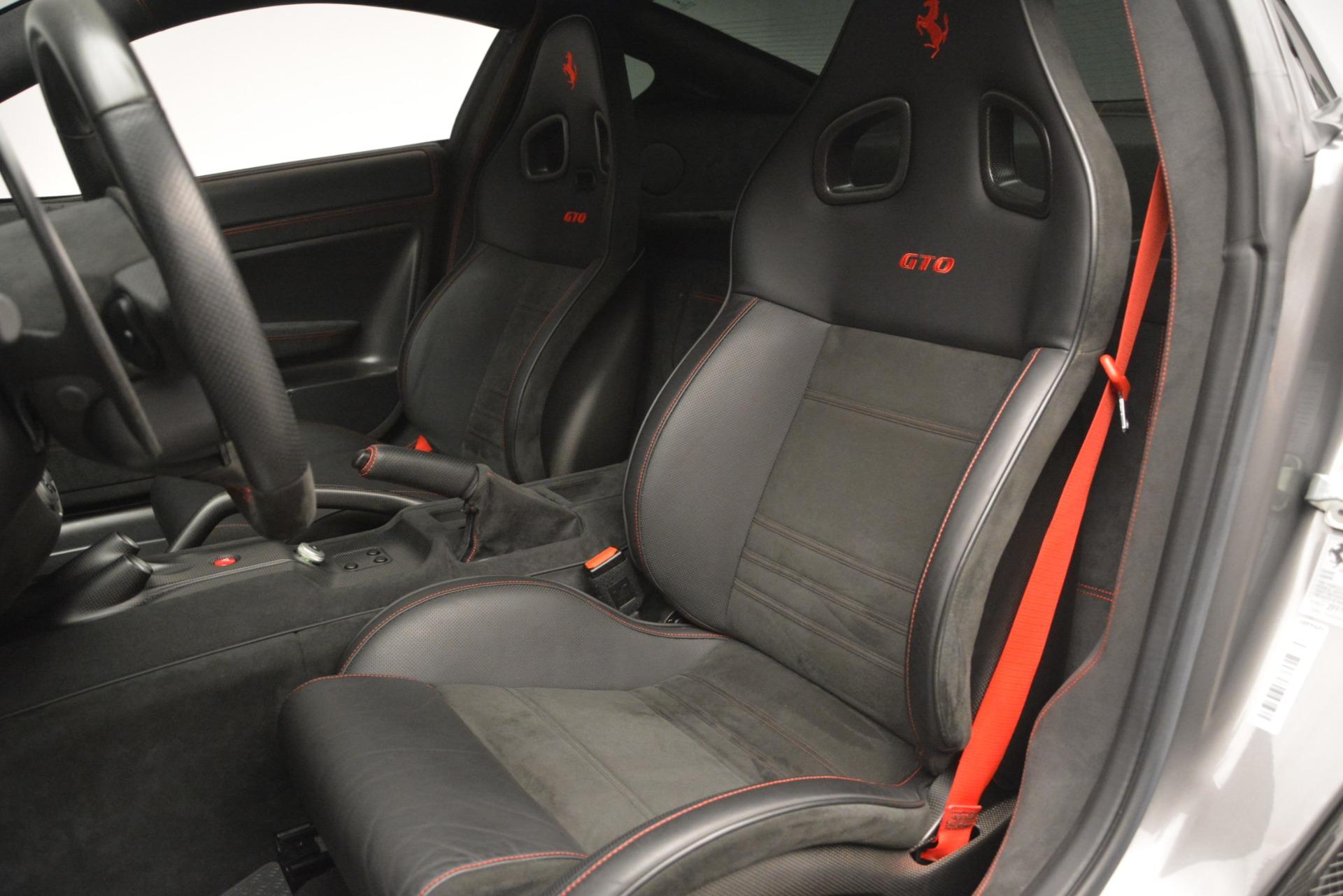 Used 2011 Ferrari 599 GTO  For Sale 0 In Greenwich, CT