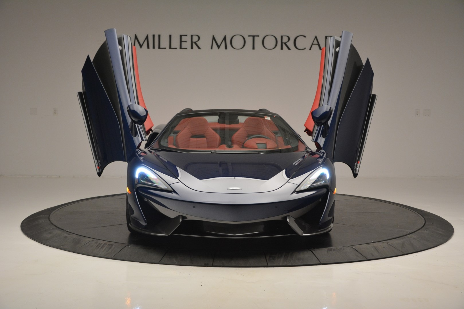 New 2019 McLaren 570S Spider Convertible For Sale 234270 In Greenwich, CT